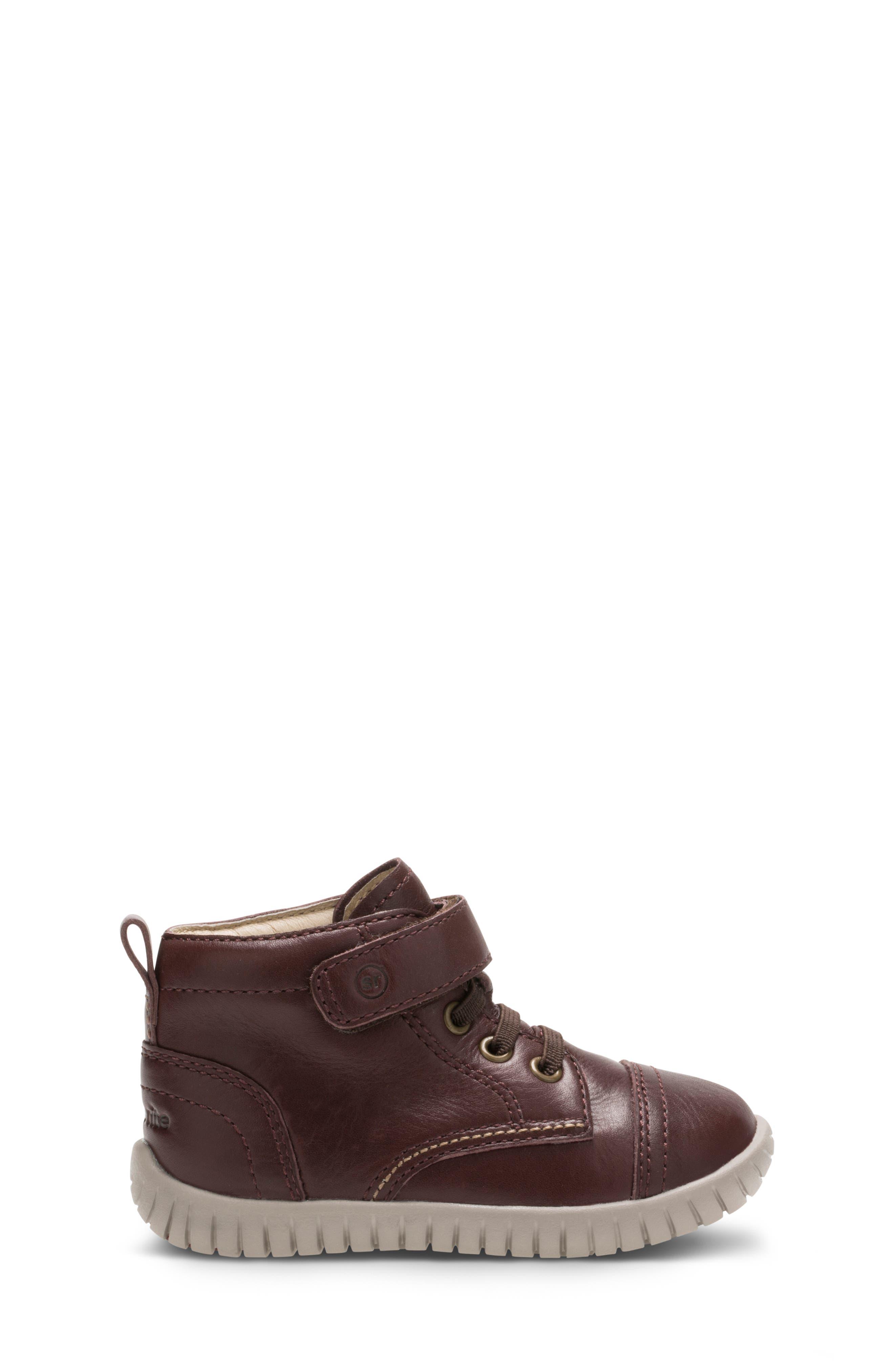 Carlo Sneaker,                             Alternate thumbnail 3, color,                             BROWN