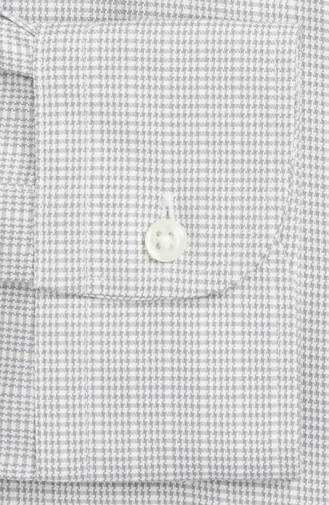 Smartcare<sup>™</sup> Traditional Fit Stripe Dress Shirt,                         Main,                         color, 050