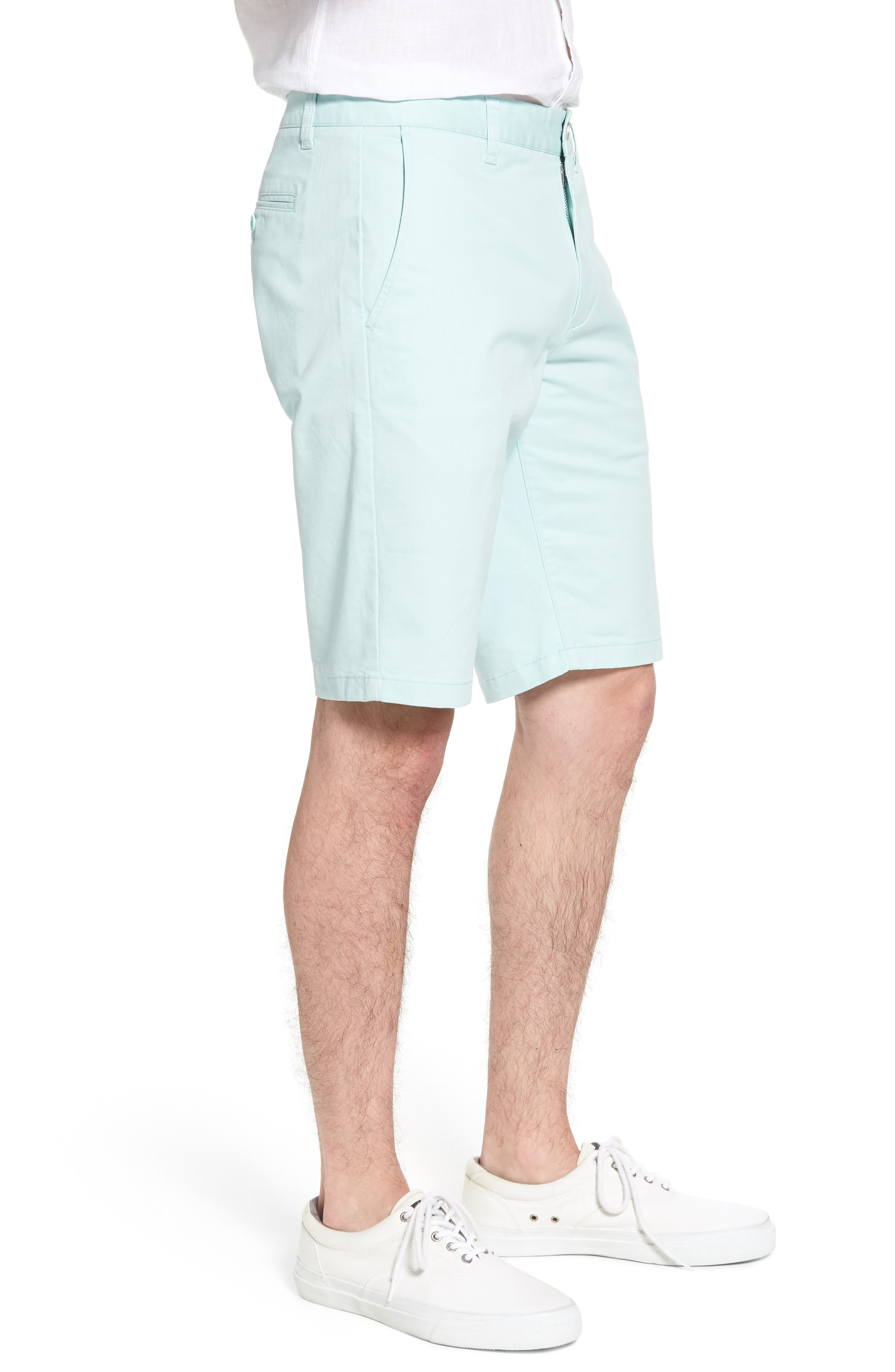 Stretch Washed Chino 11-Inch Shorts,                             Alternate thumbnail 25, color,