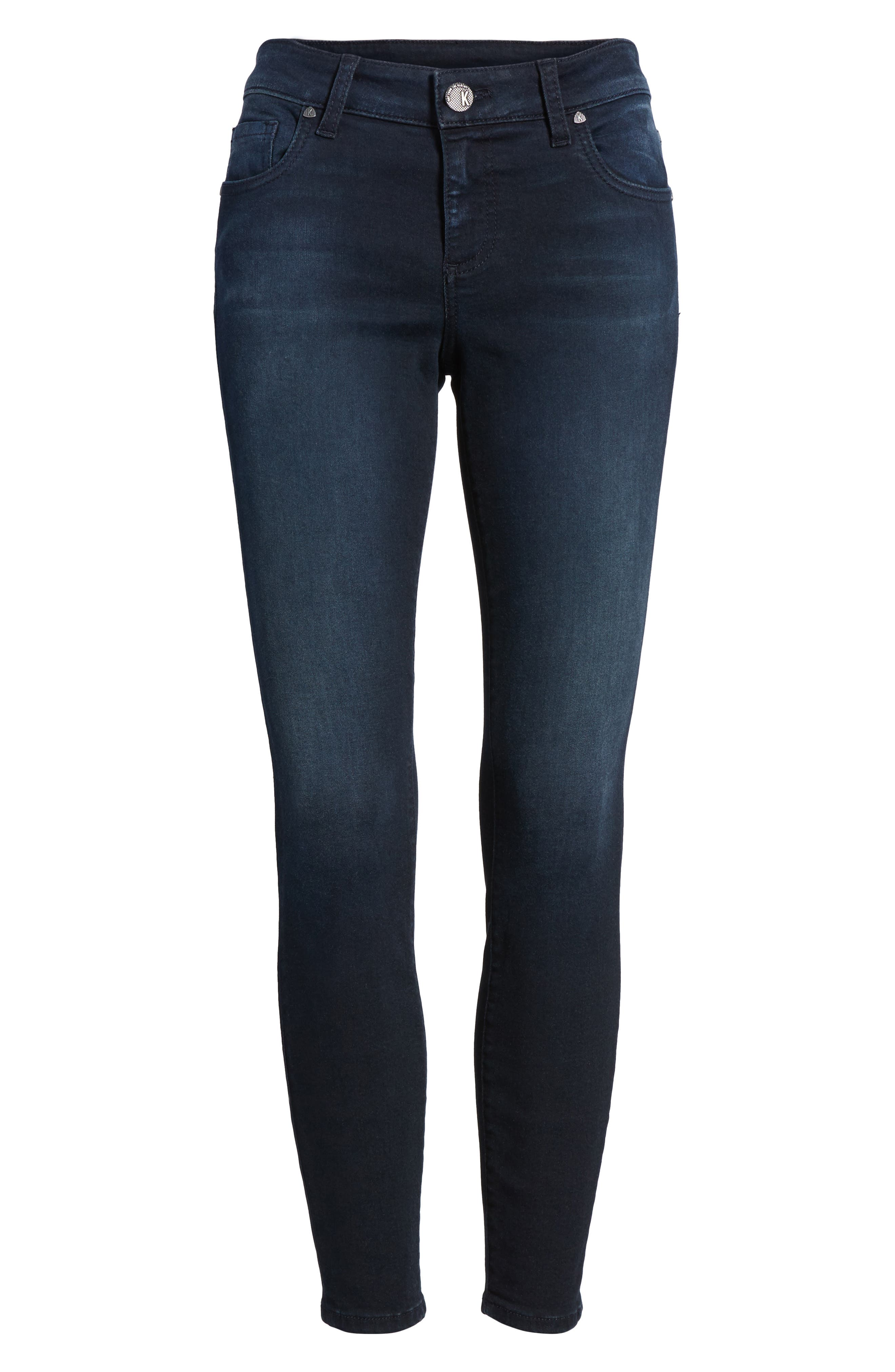 Connie Skinny Ankle Jeans,                             Alternate thumbnail 6, color,