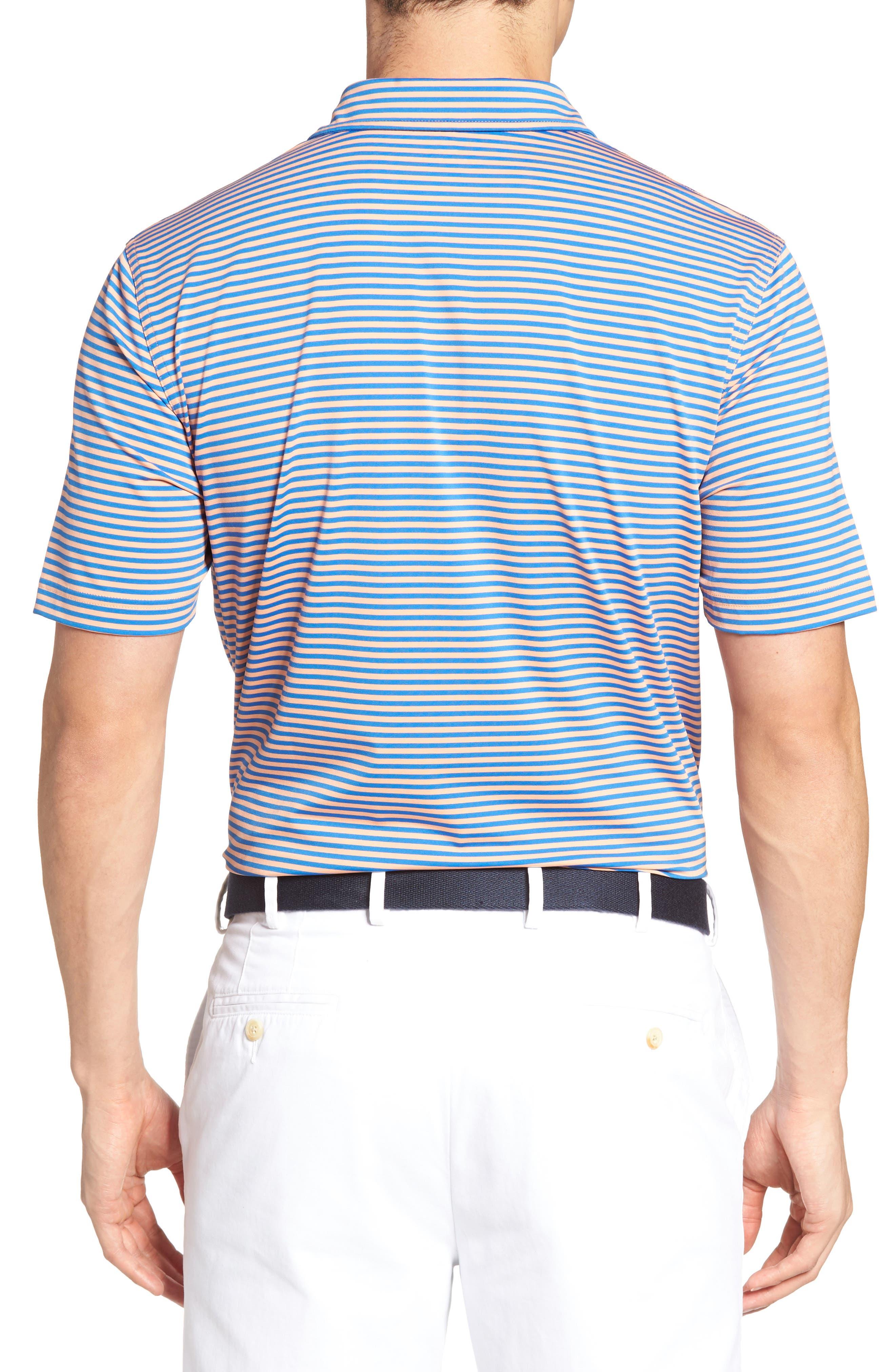 Kennedy Stripe Golf Polo,                             Alternate thumbnail 38, color,