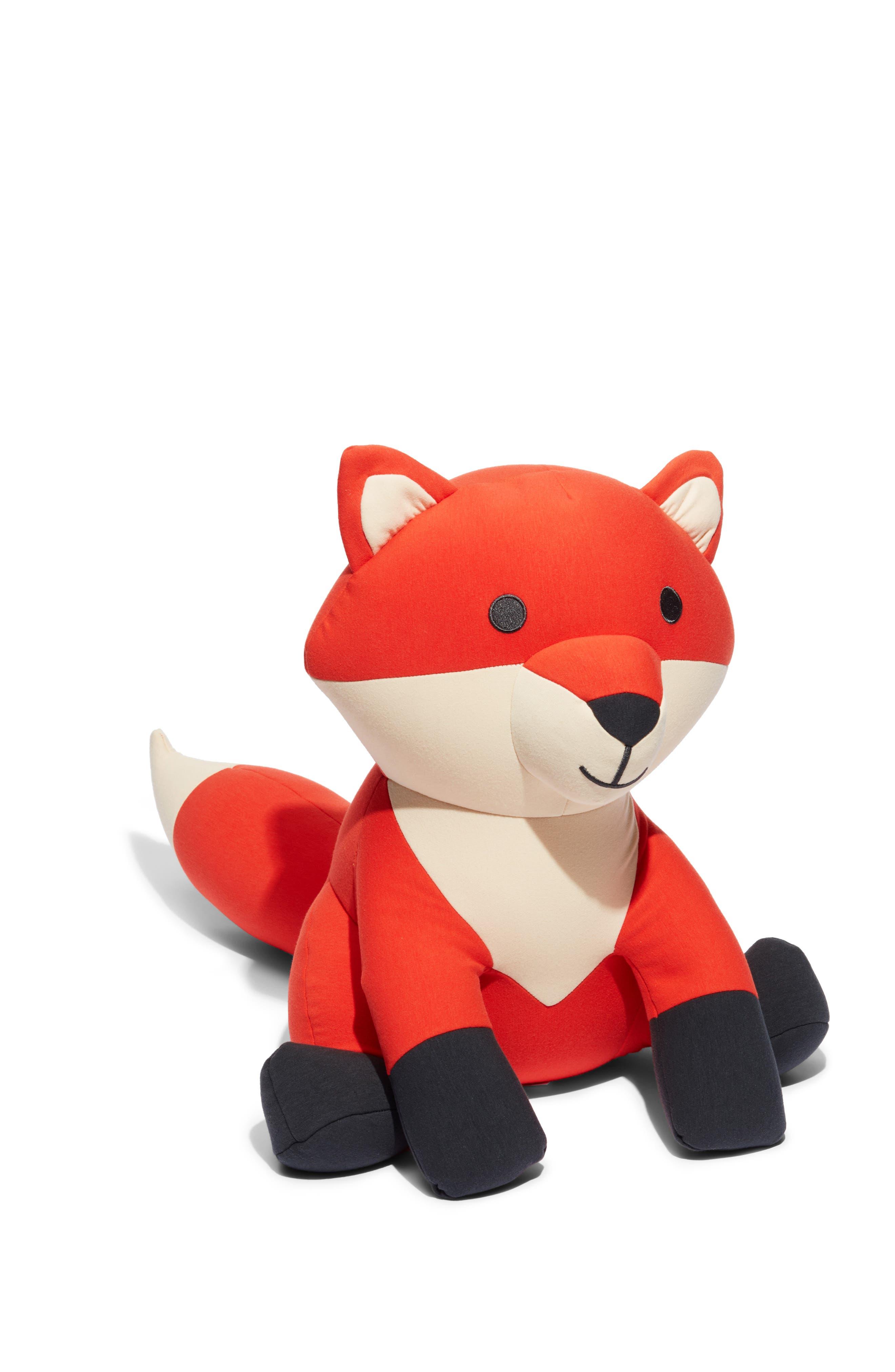 Mega Mate Stuffed Animal Toy,                             Main thumbnail 1, color,                             ORANGE