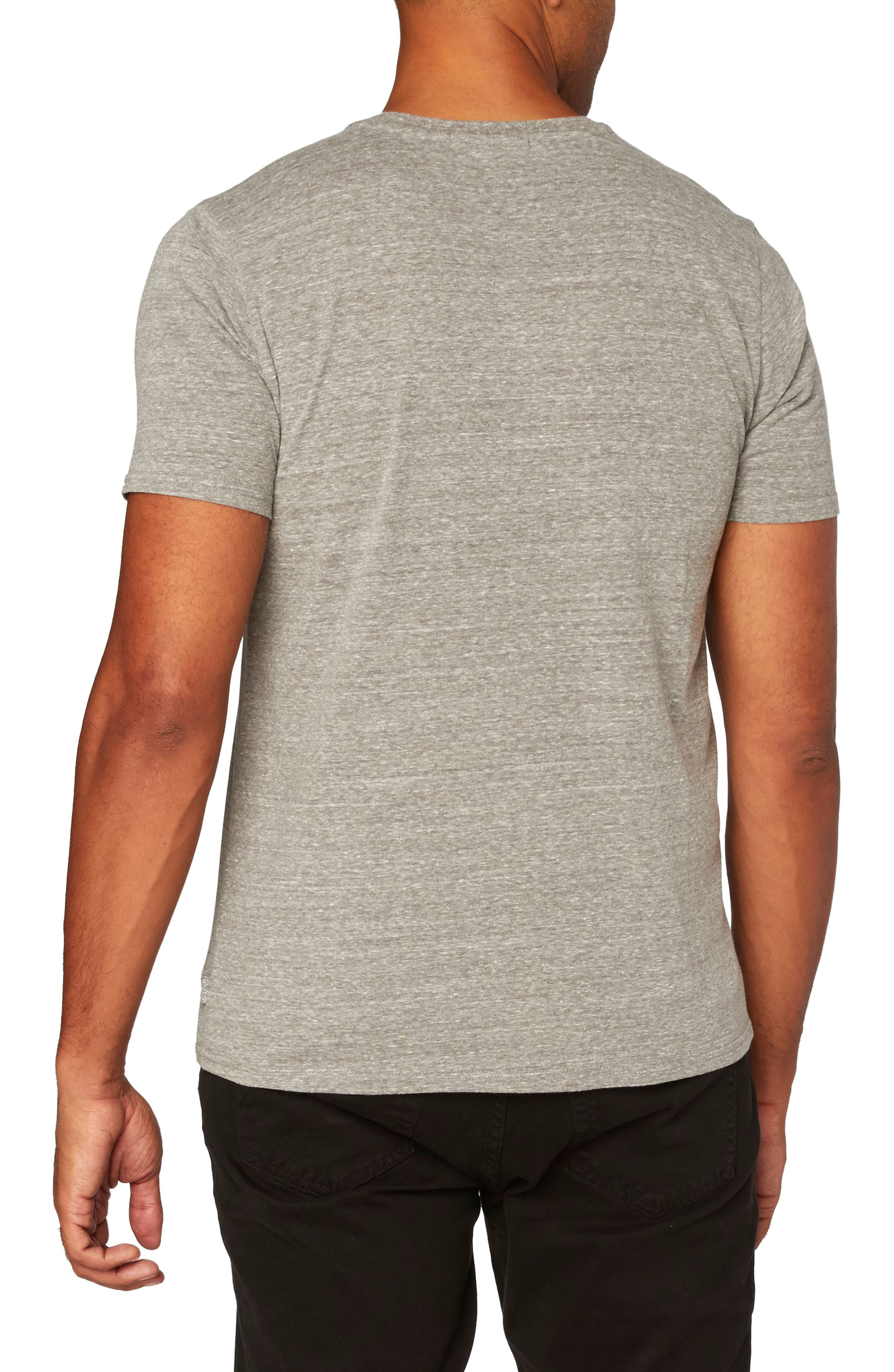 Threads for Thought Heathered Crew Neck,                             Alternate thumbnail 24, color,