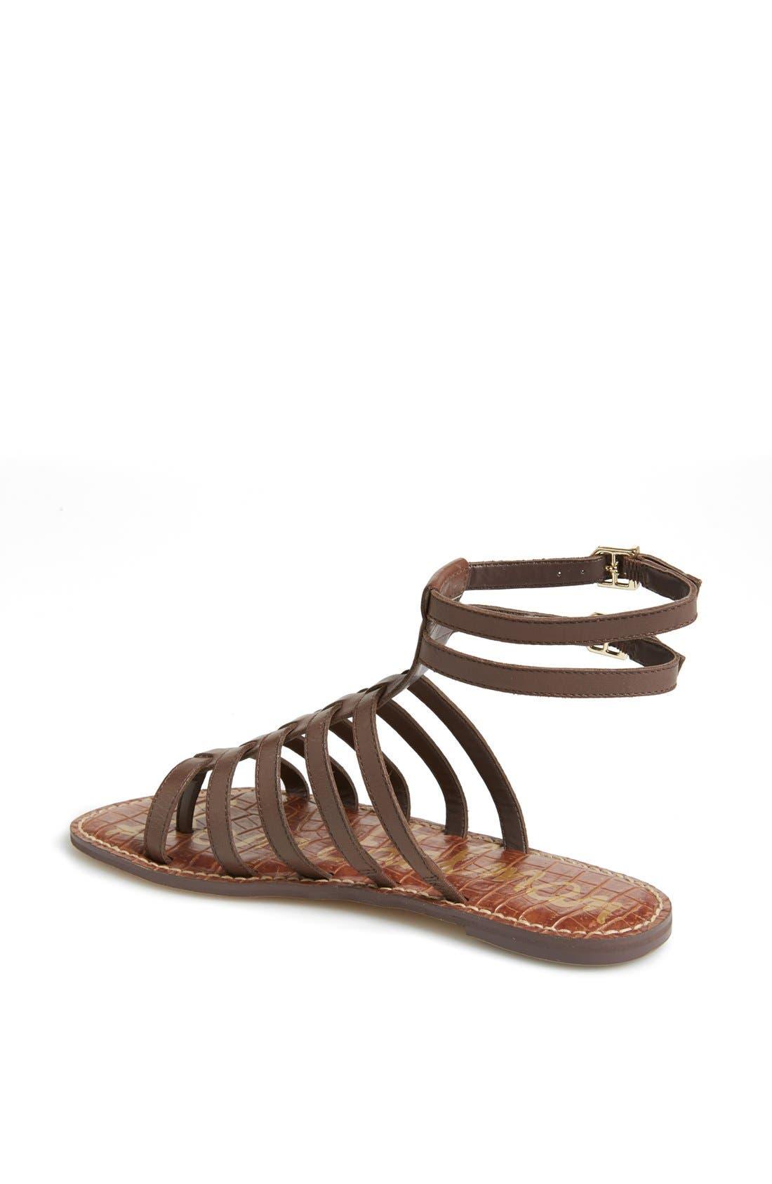 'Gilda' Sandal,                             Alternate thumbnail 6, color,