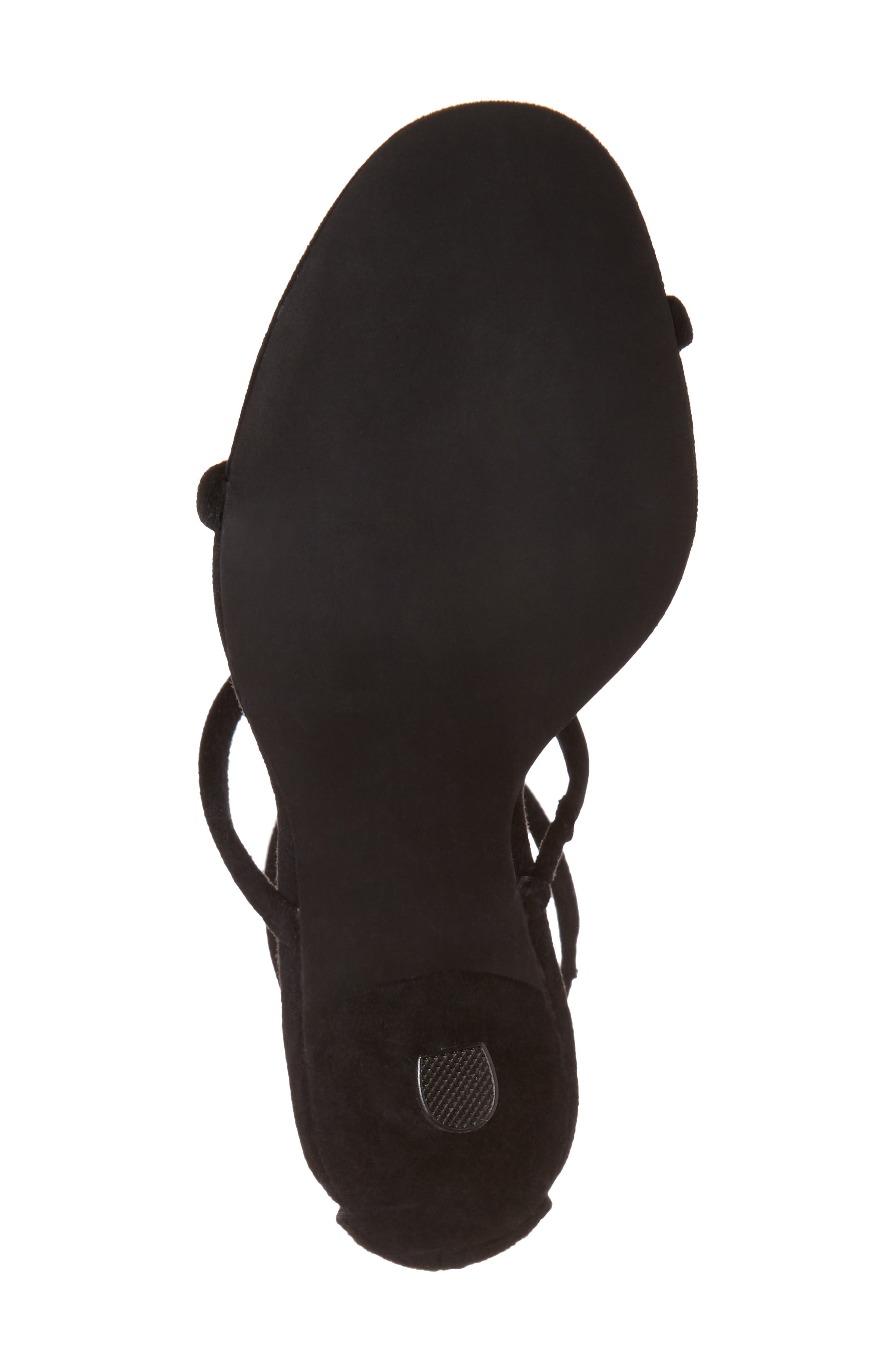 Kassia Ankle Strap Sandal,                             Alternate thumbnail 6, color,                             005