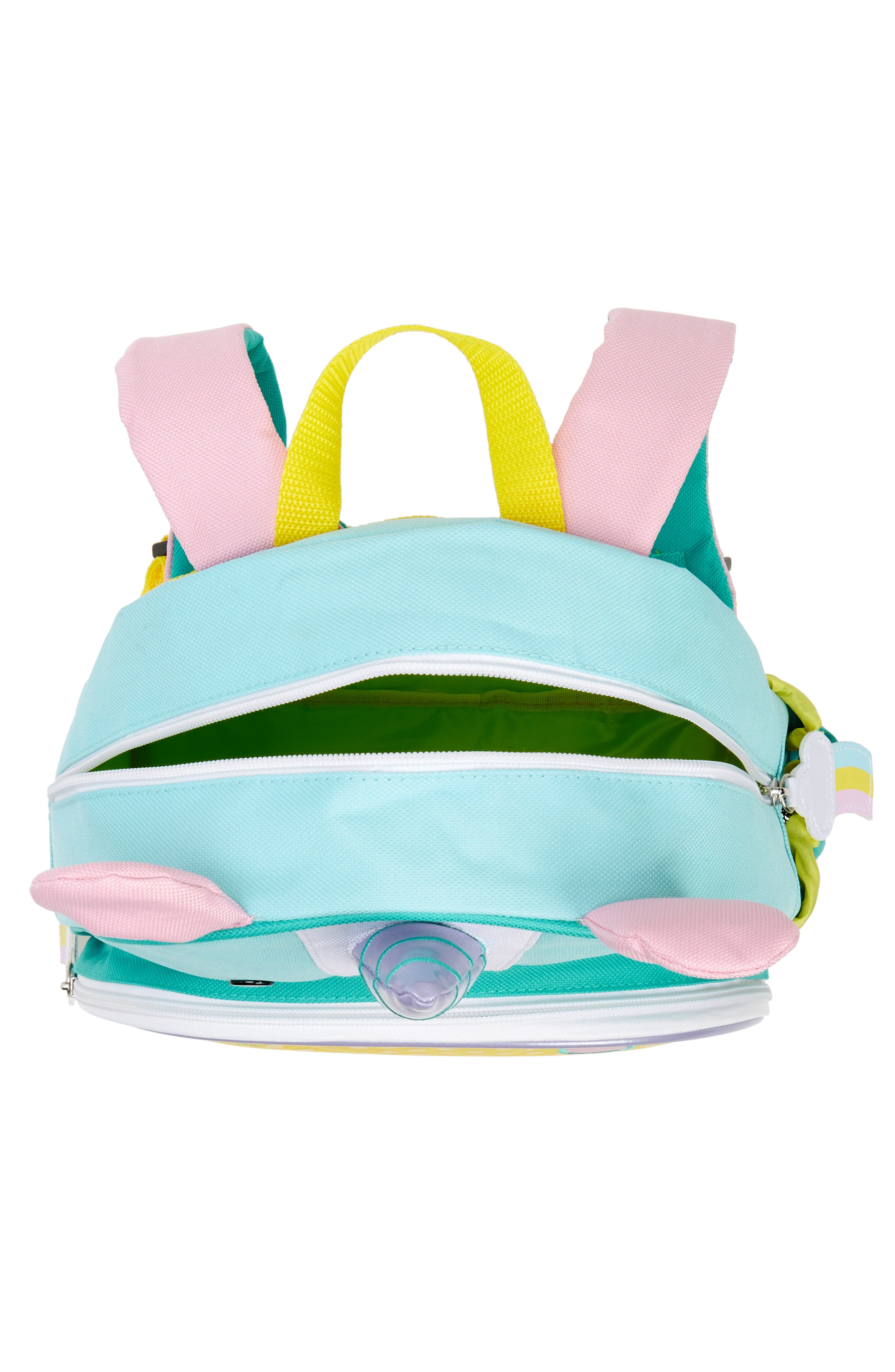 Zoo Pack Backpack,                             Alternate thumbnail 4, color,                             YELLOW