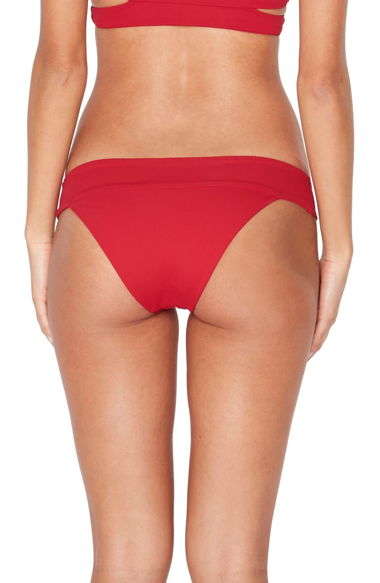 Veronica Classic Bikini Bottoms,                             Alternate thumbnail 5, color,