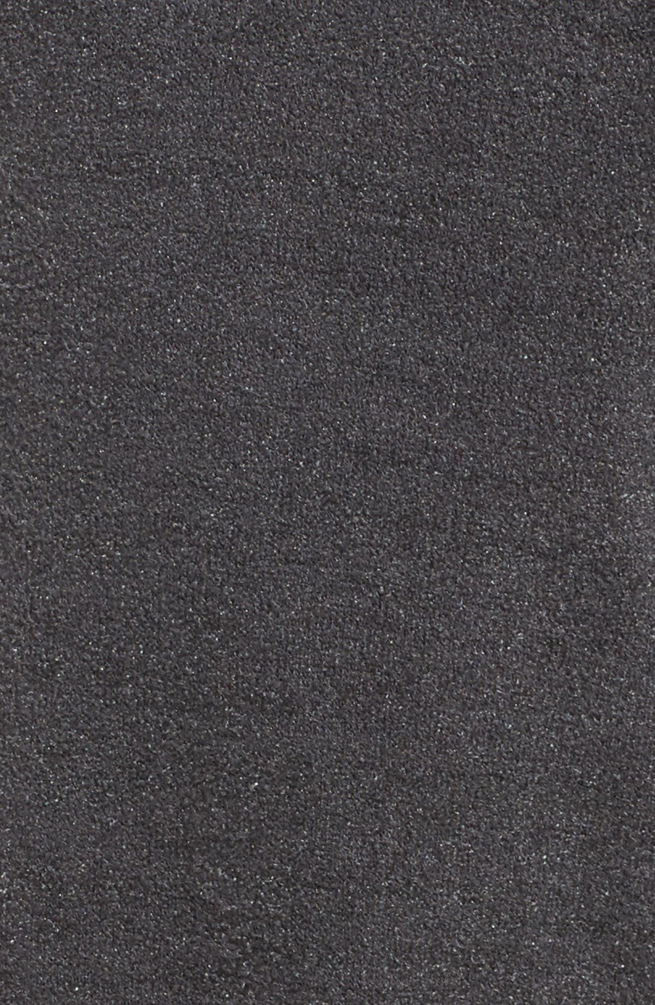 Cozychic Ultra Lite<sup>®</sup> Culotte Lounge Pants,                             Alternate thumbnail 5, color,                             CARBON