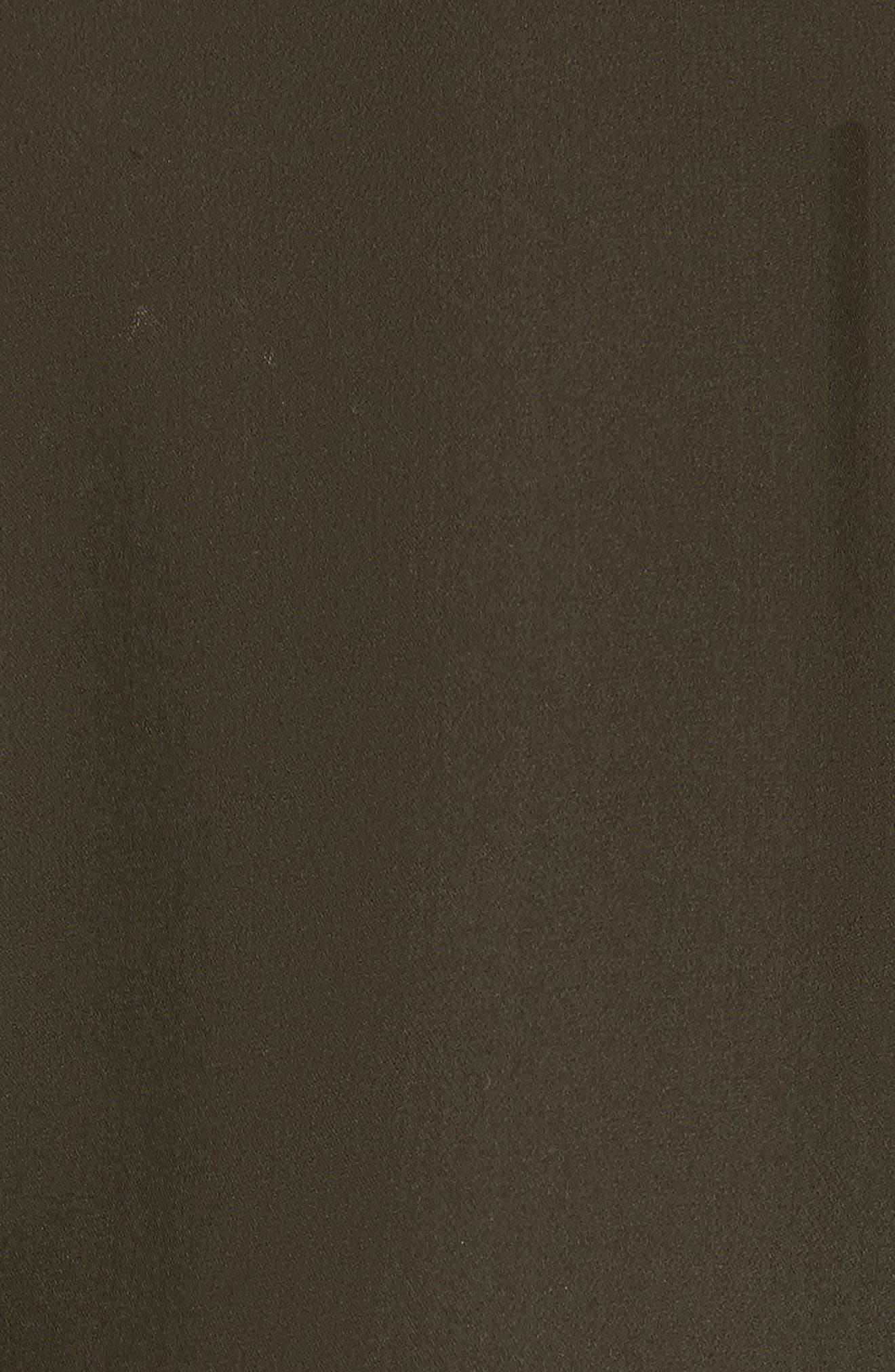 Colette Silk Blouse,                             Alternate thumbnail 5, color,                             306