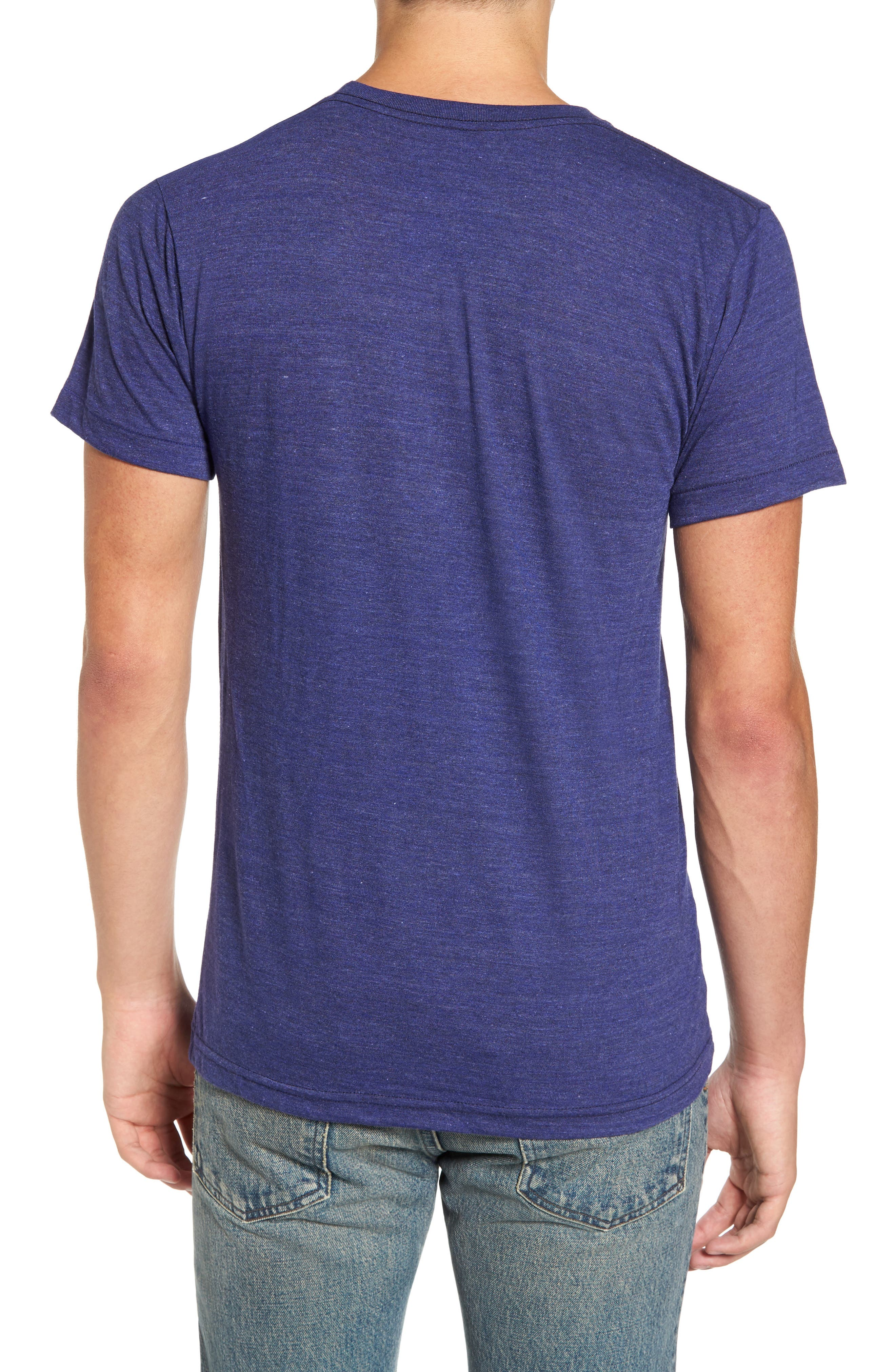 NW Trident Embroidered T-Shirt,                             Alternate thumbnail 6, color,