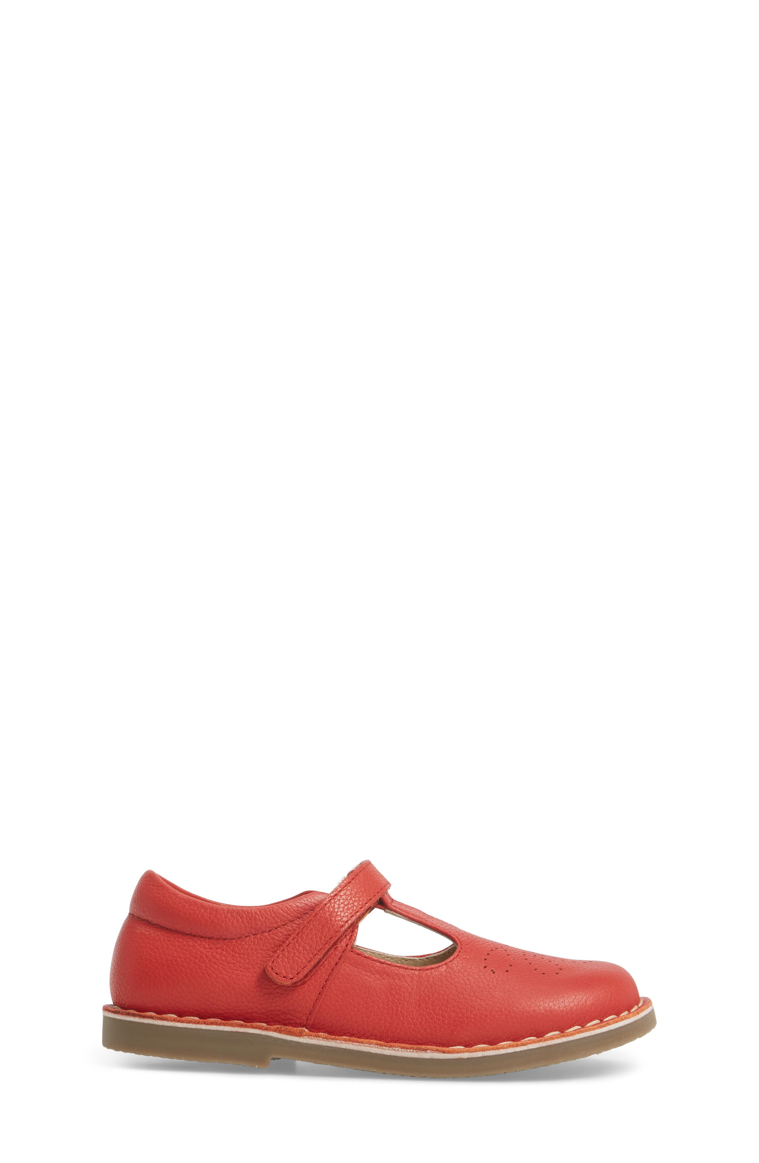 Perforated T-Strap Mary Jane,                             Alternate thumbnail 9, color,