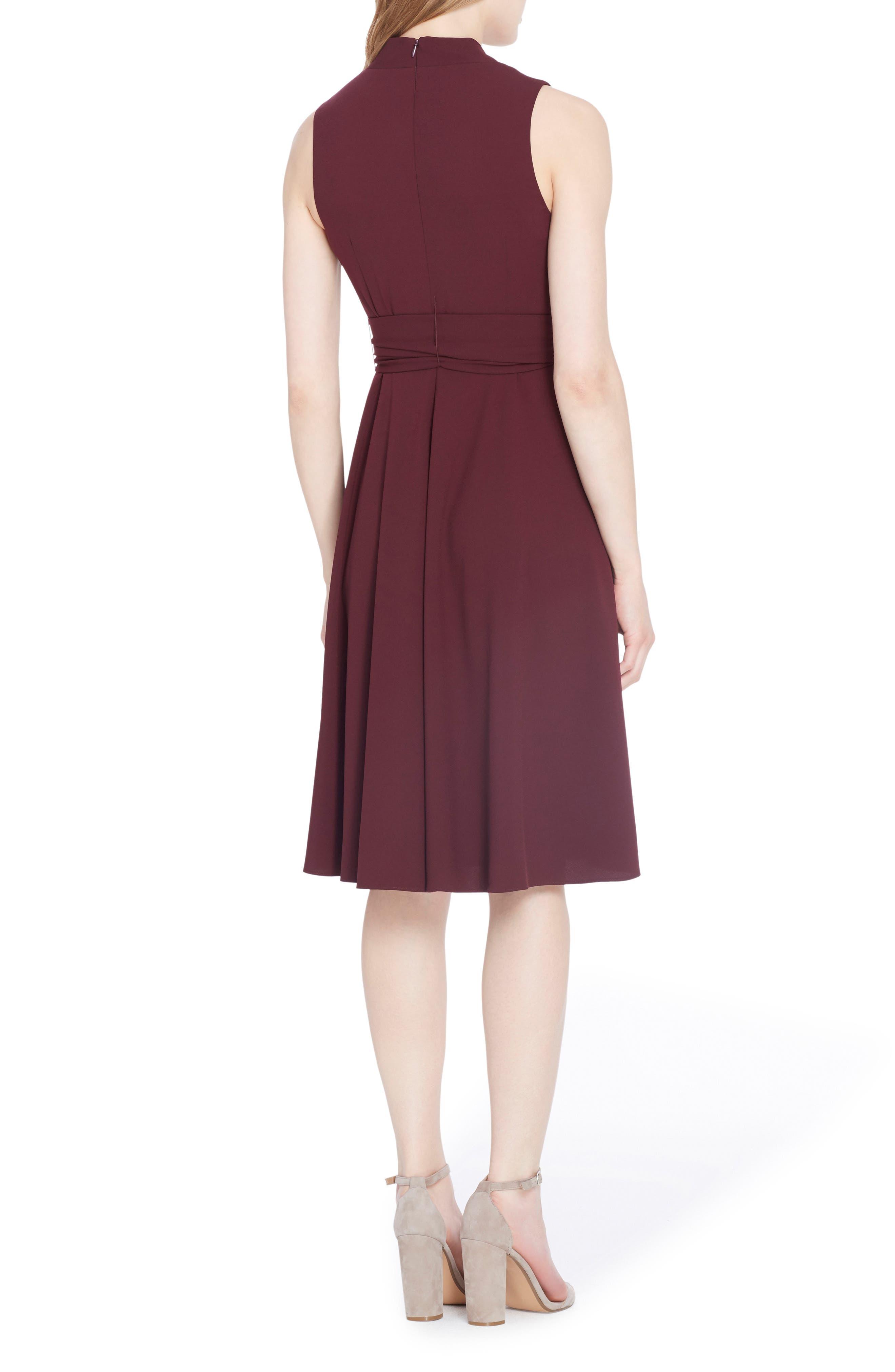 Fit & Flare Dress,                             Alternate thumbnail 2, color,                             541