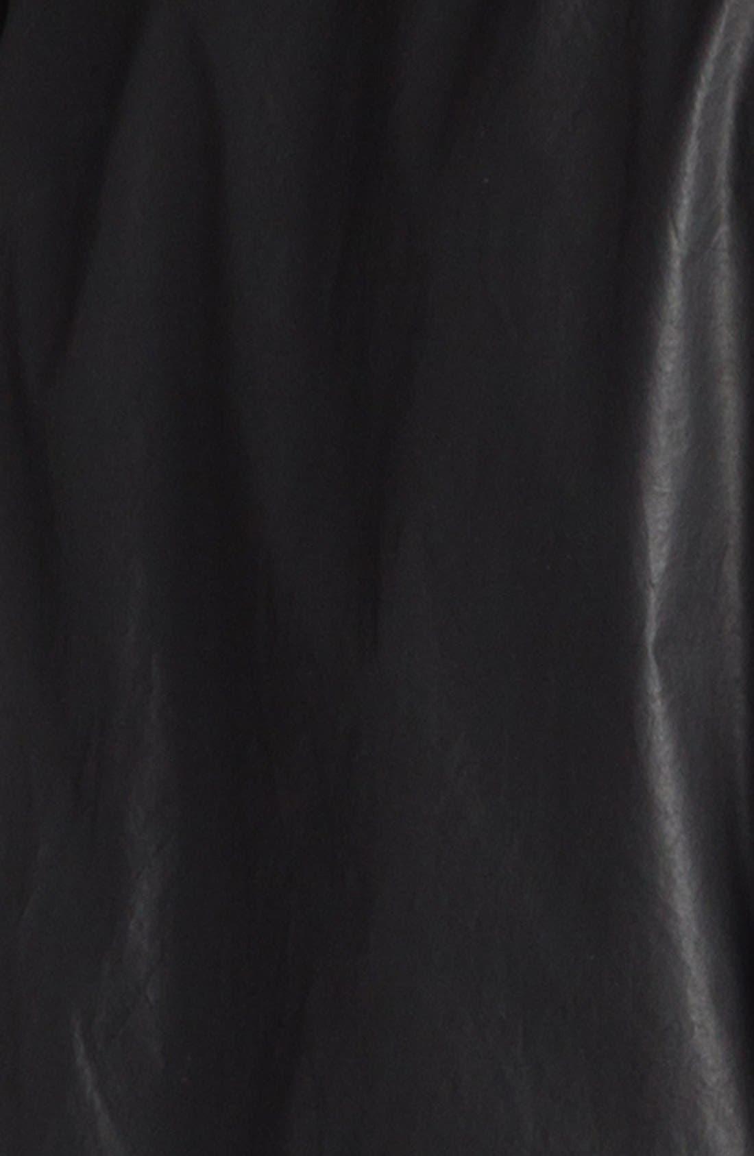 HELMUT Helmut Lang Glazed Cotton Jacket,                             Alternate thumbnail 5, color,