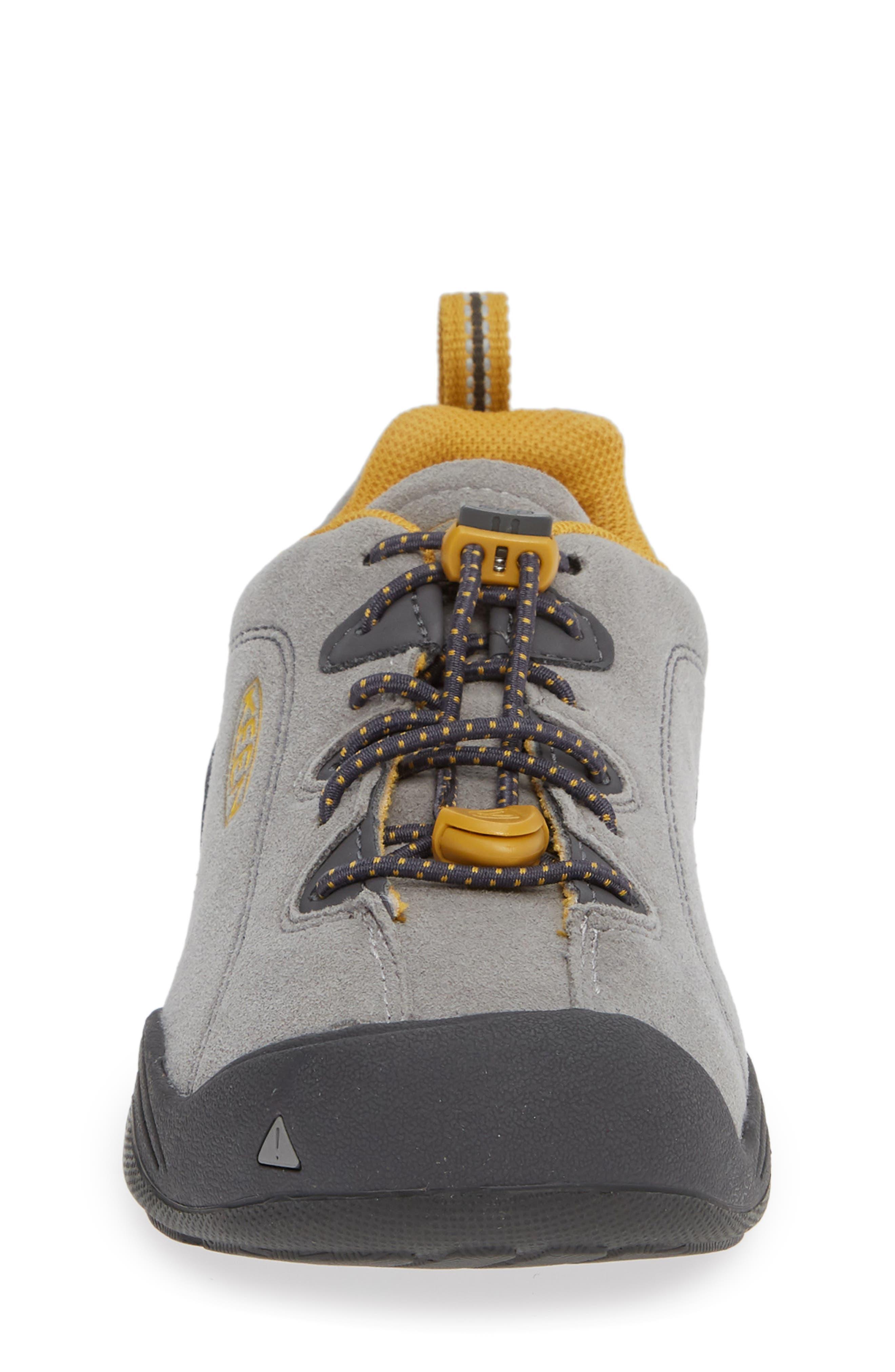 Jasper Sneaker,                             Alternate thumbnail 4, color,                             GREY/ ARROWWOOD