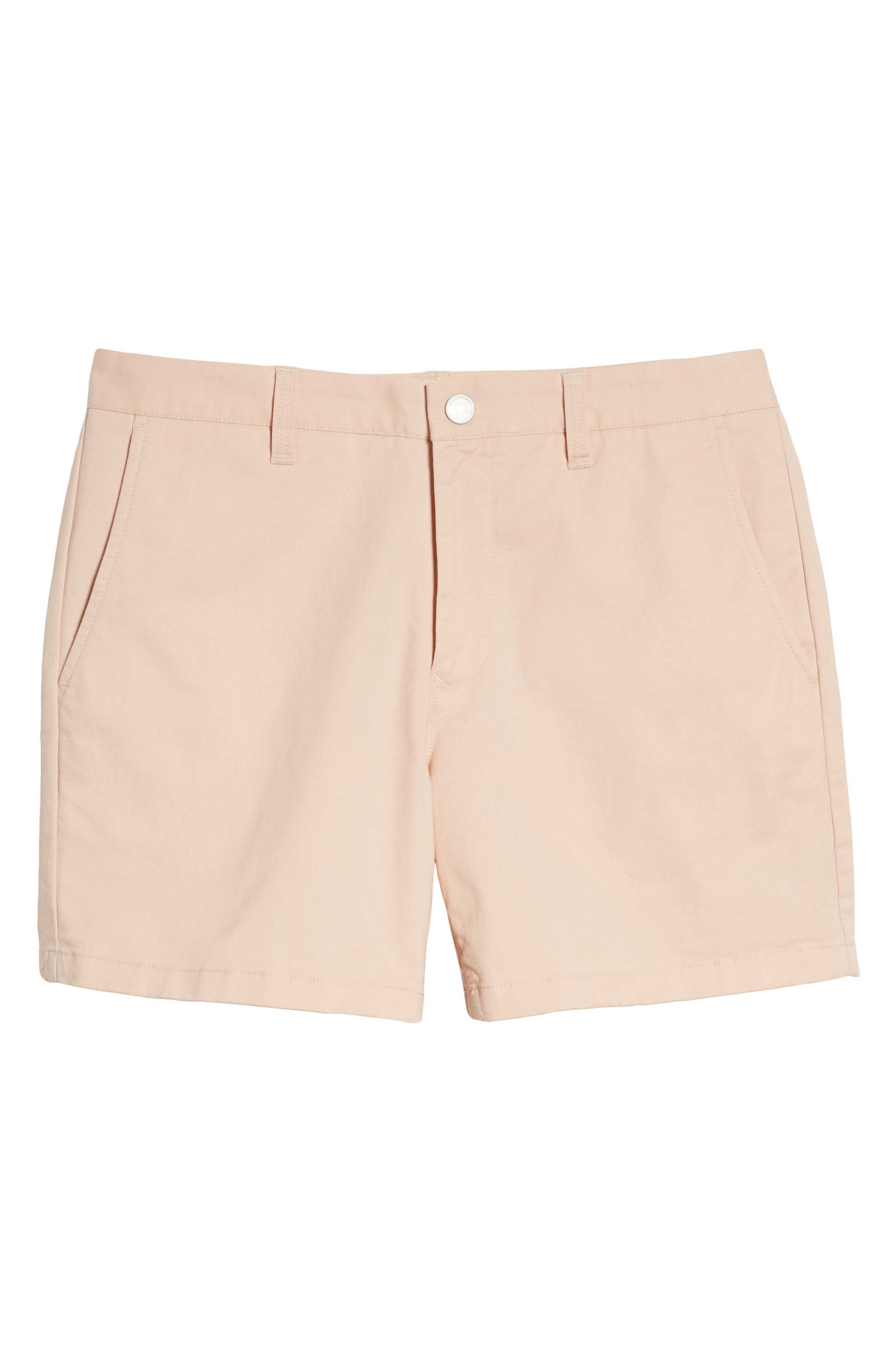 Stretch Washed Chino 5-Inch Shorts,                             Alternate thumbnail 159, color,
