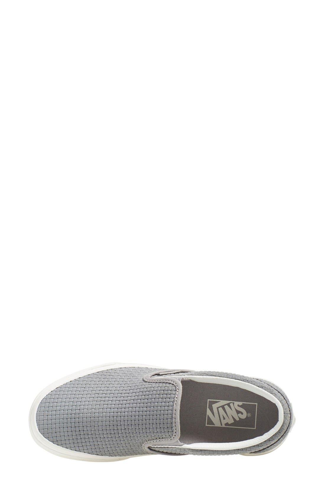 Classic Slip-On Sneaker,                             Alternate thumbnail 314, color,