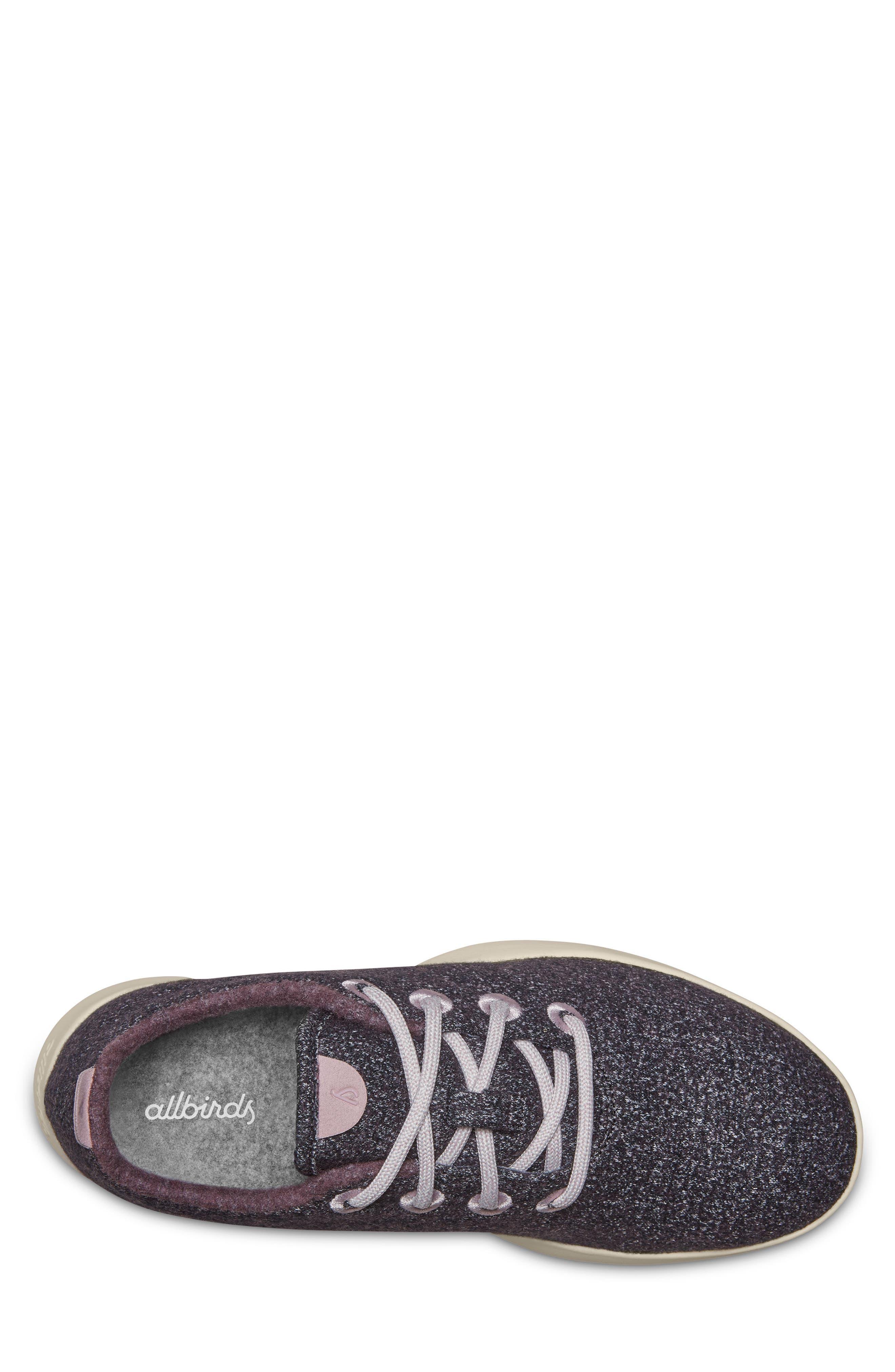 Wool Runner,                             Alternate thumbnail 4, color,                             HAWTHORNE PURPLE WOOL