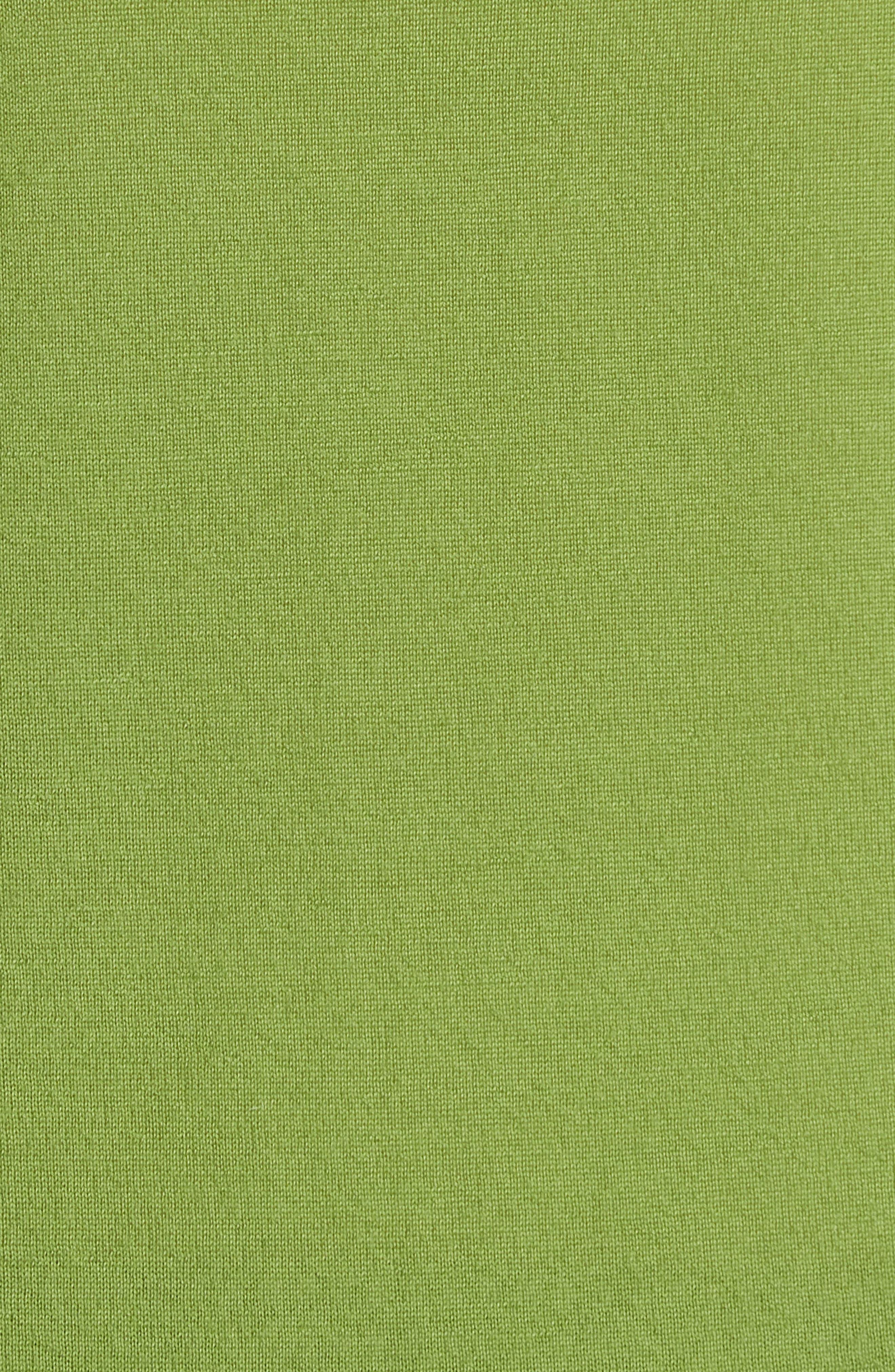 MAX MARA,                             Charles Cashmere Sweater,                             Alternate thumbnail 5, color,                             314