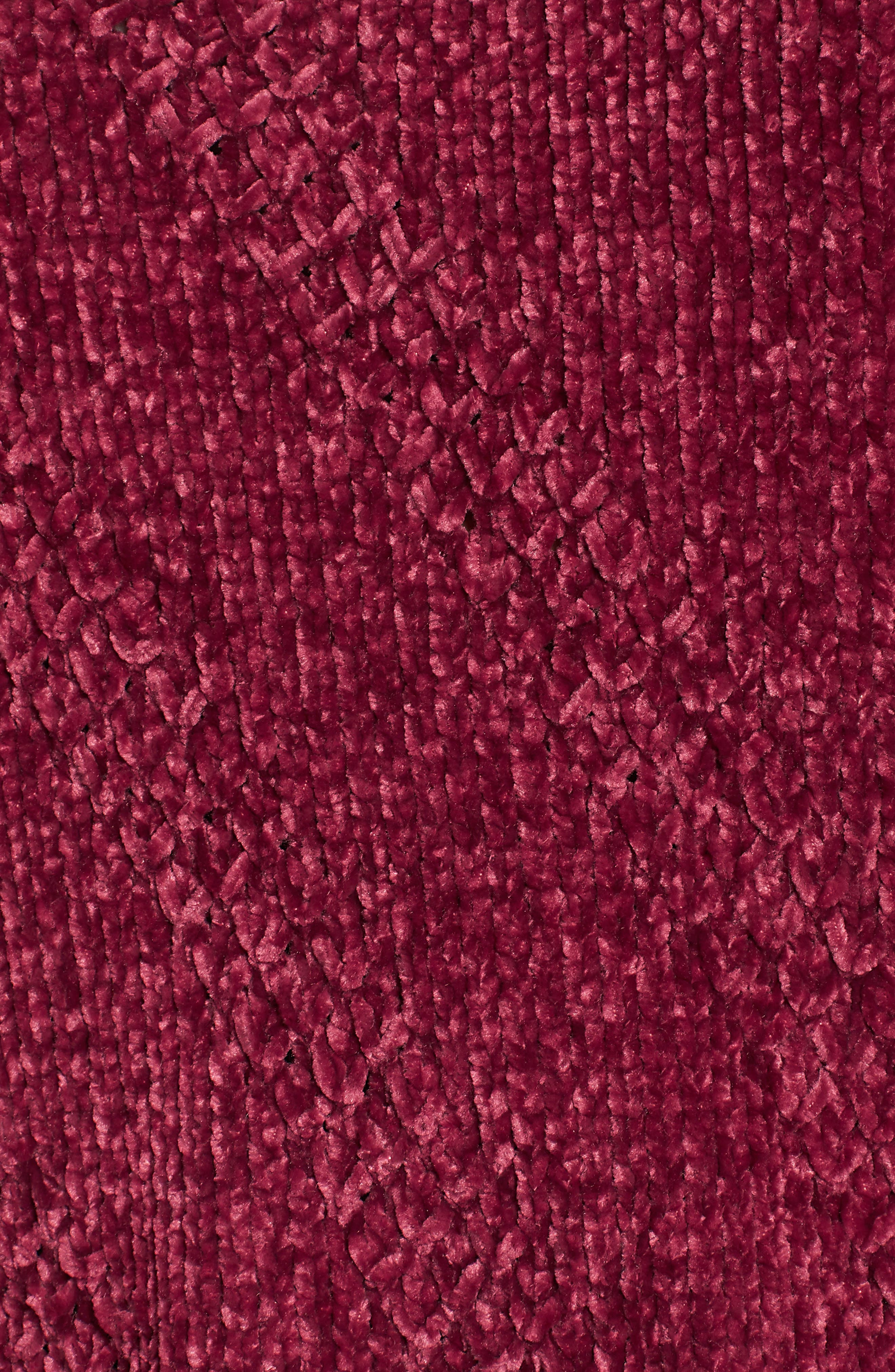 Chenille Plunging Sweater,                             Alternate thumbnail 5, color,                             500
