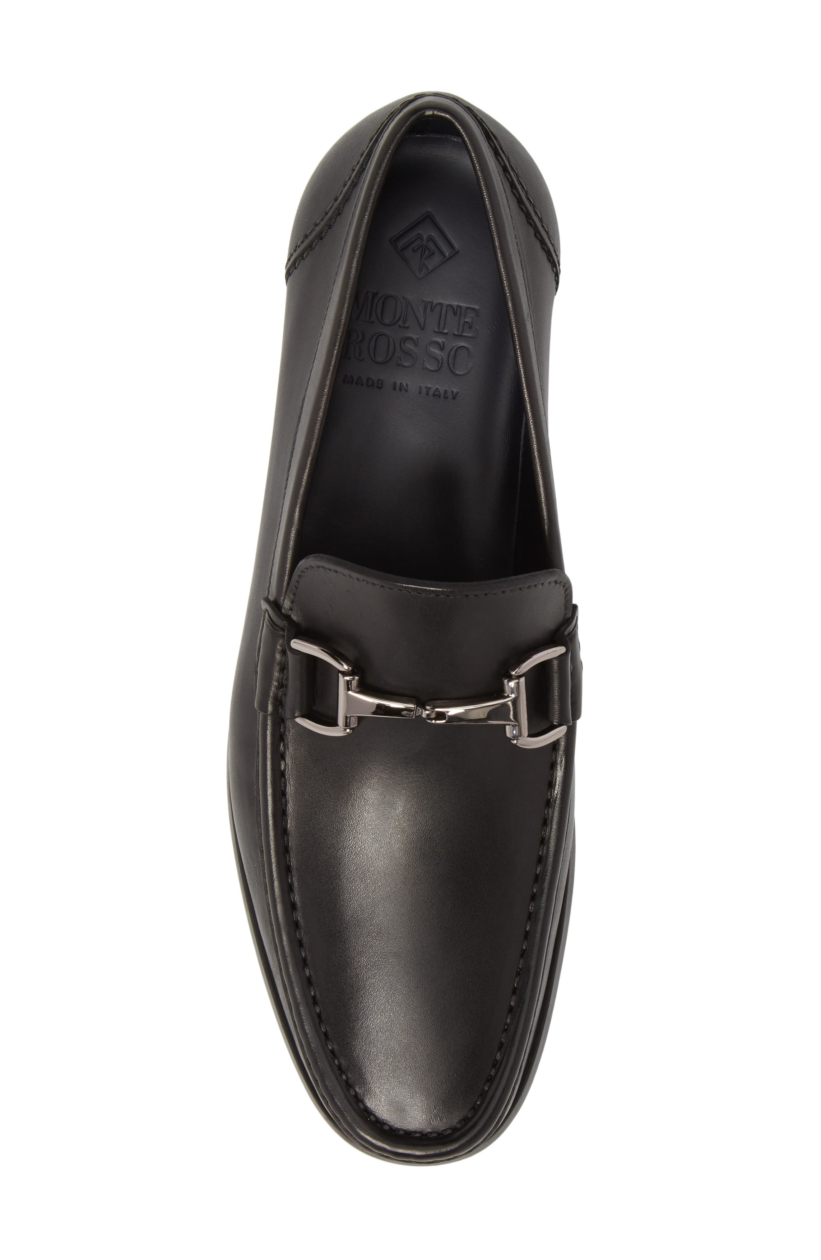 Gio Bit Loafer,                             Alternate thumbnail 5, color,                             001