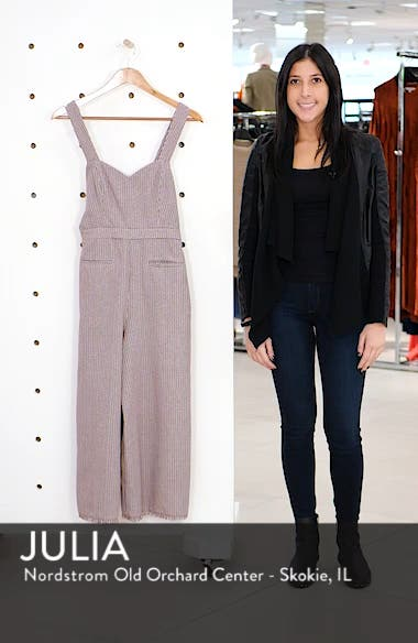Portia Sleeveless Jumpsuit, sales video thumbnail
