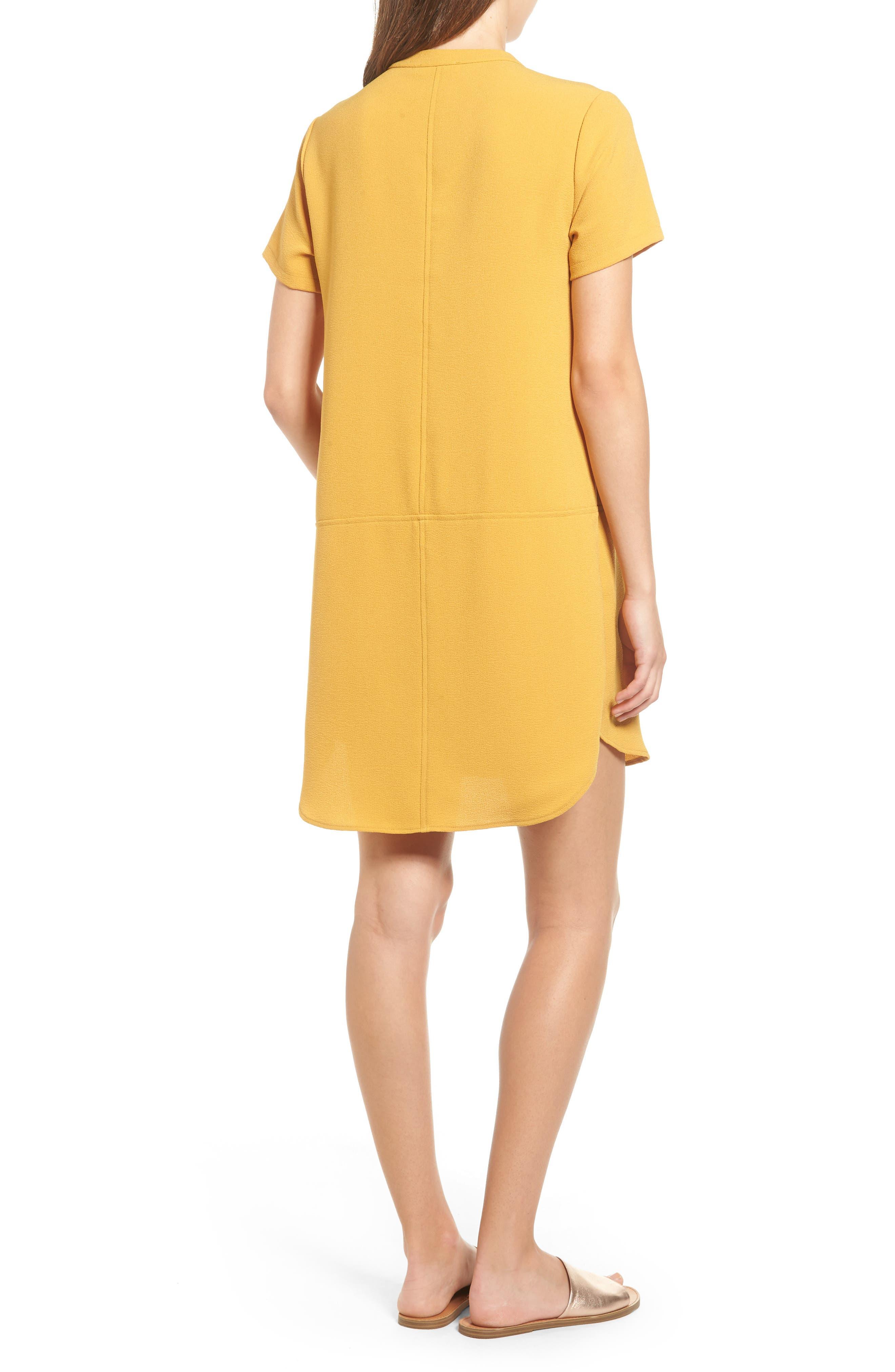 Hailey Crepe Dress,                             Alternate thumbnail 50, color,