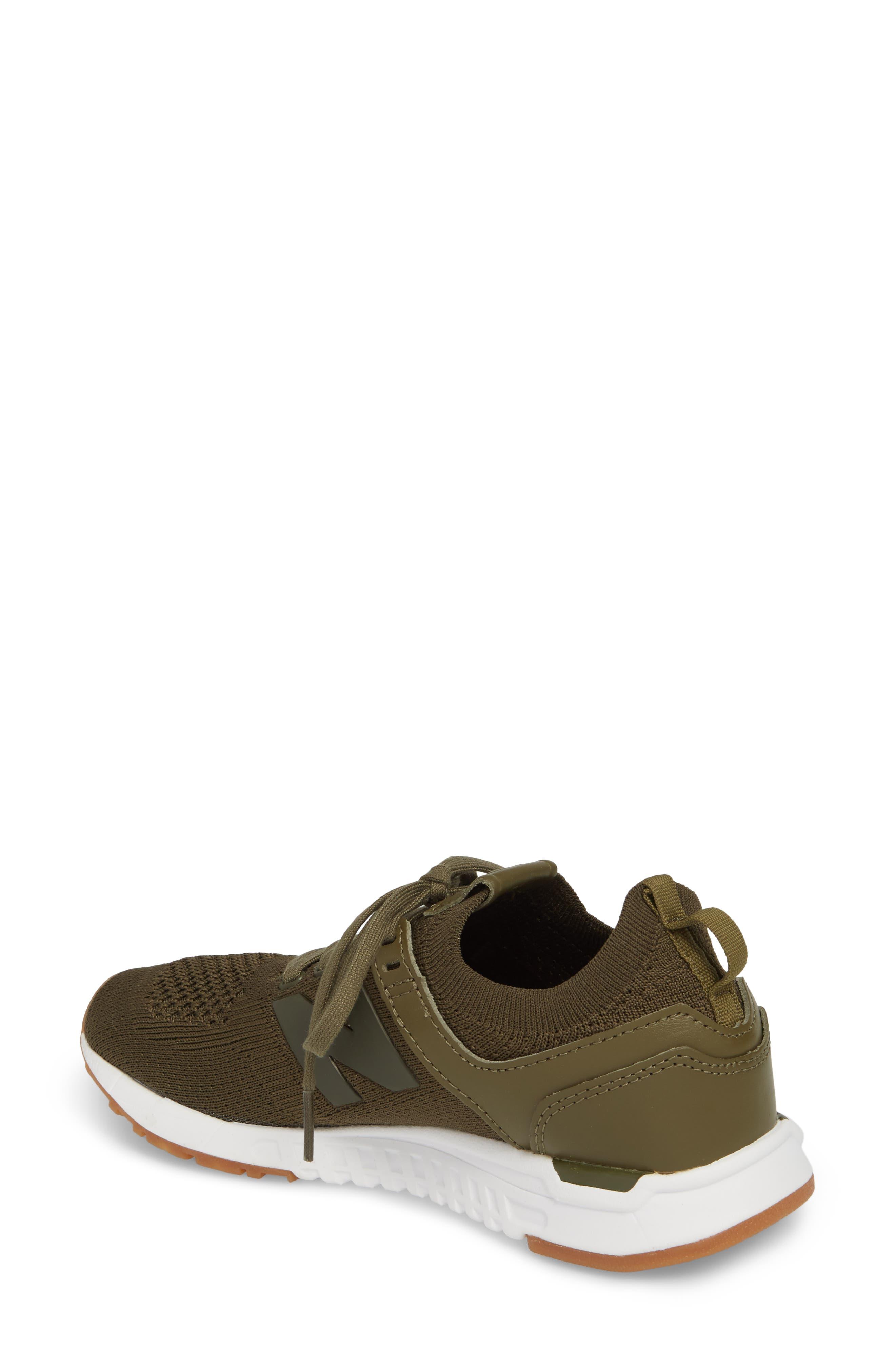 247 Decon Knit Sneaker,                             Alternate thumbnail 6, color,