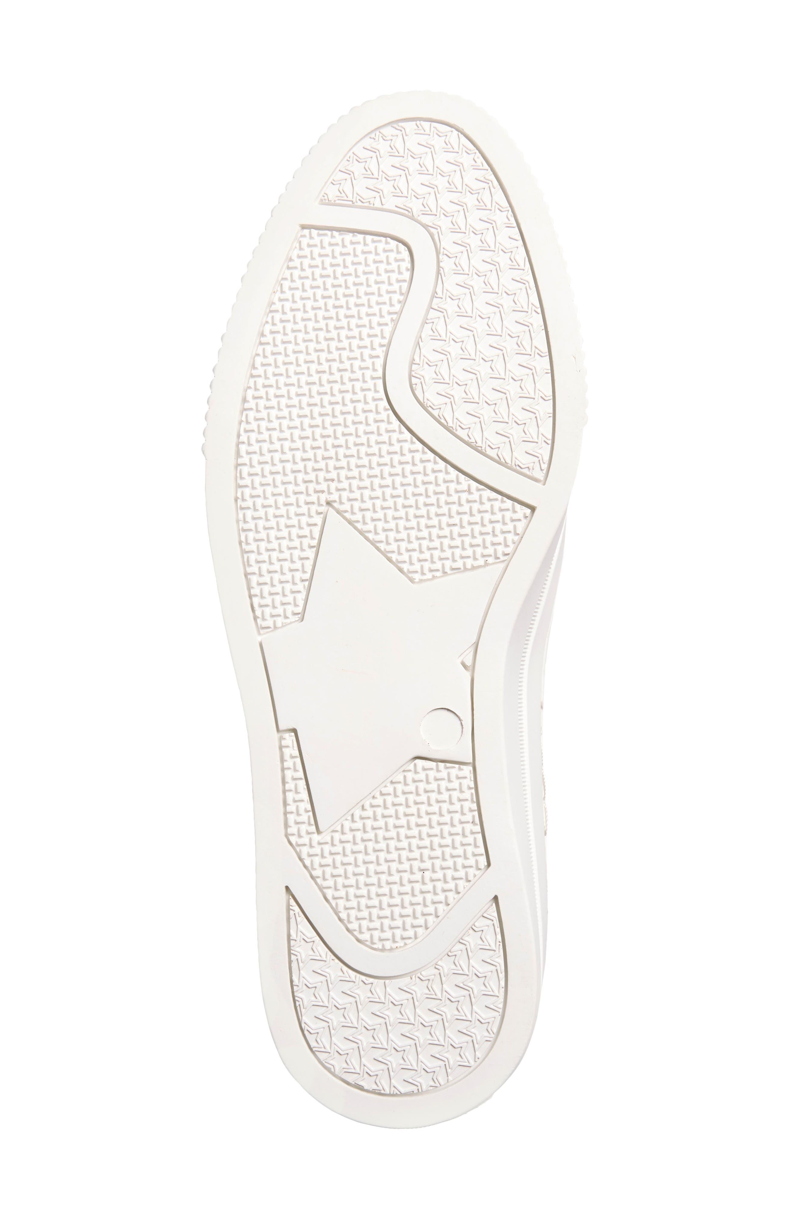 Baylee Platform Slip-On Sneaker,                             Alternate thumbnail 6, color,                             930
