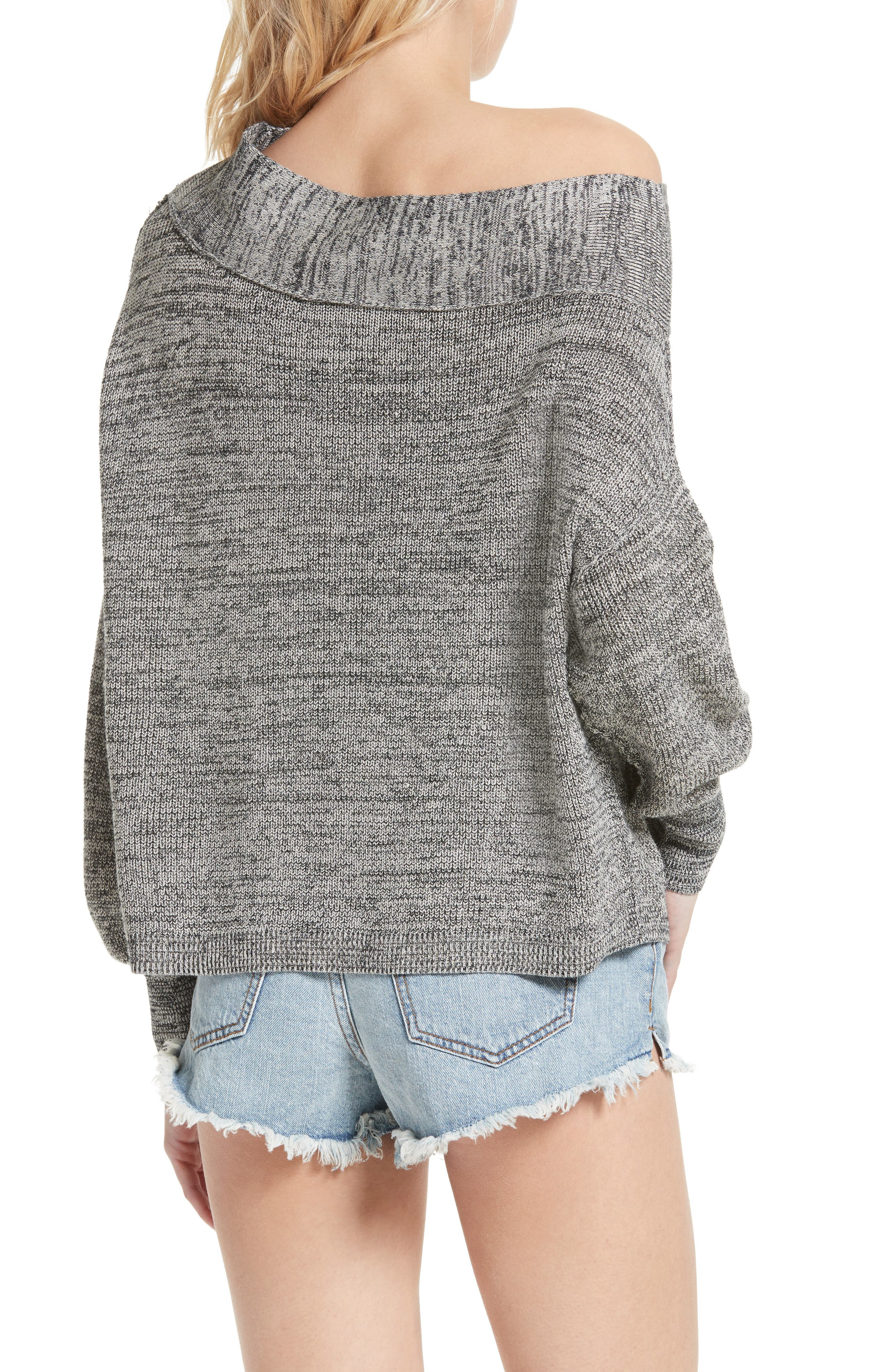 Alana Pullover Sweater,                             Alternate thumbnail 2, color,                             030