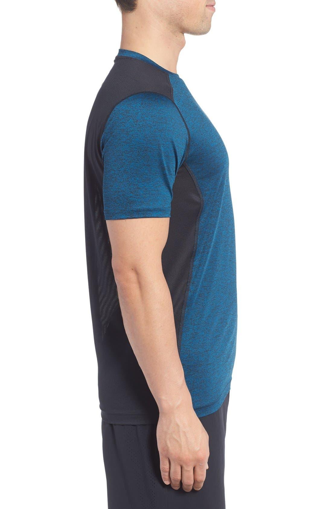 'Raid' HeatGear<sup>®</sup> Training T-Shirt,                             Alternate thumbnail 70, color,