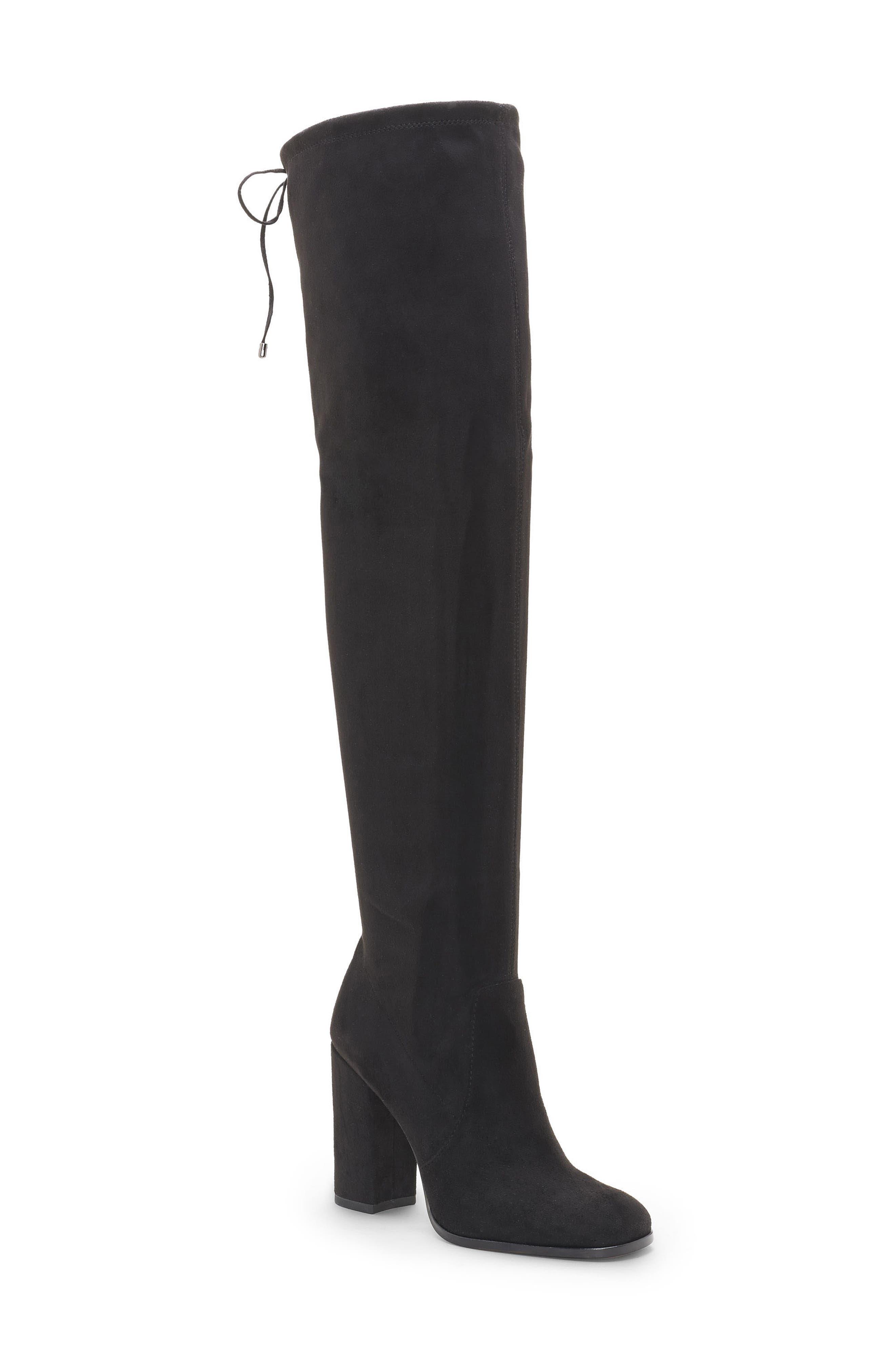 Enzo Angiolini Marline Thigh High Boot, Black