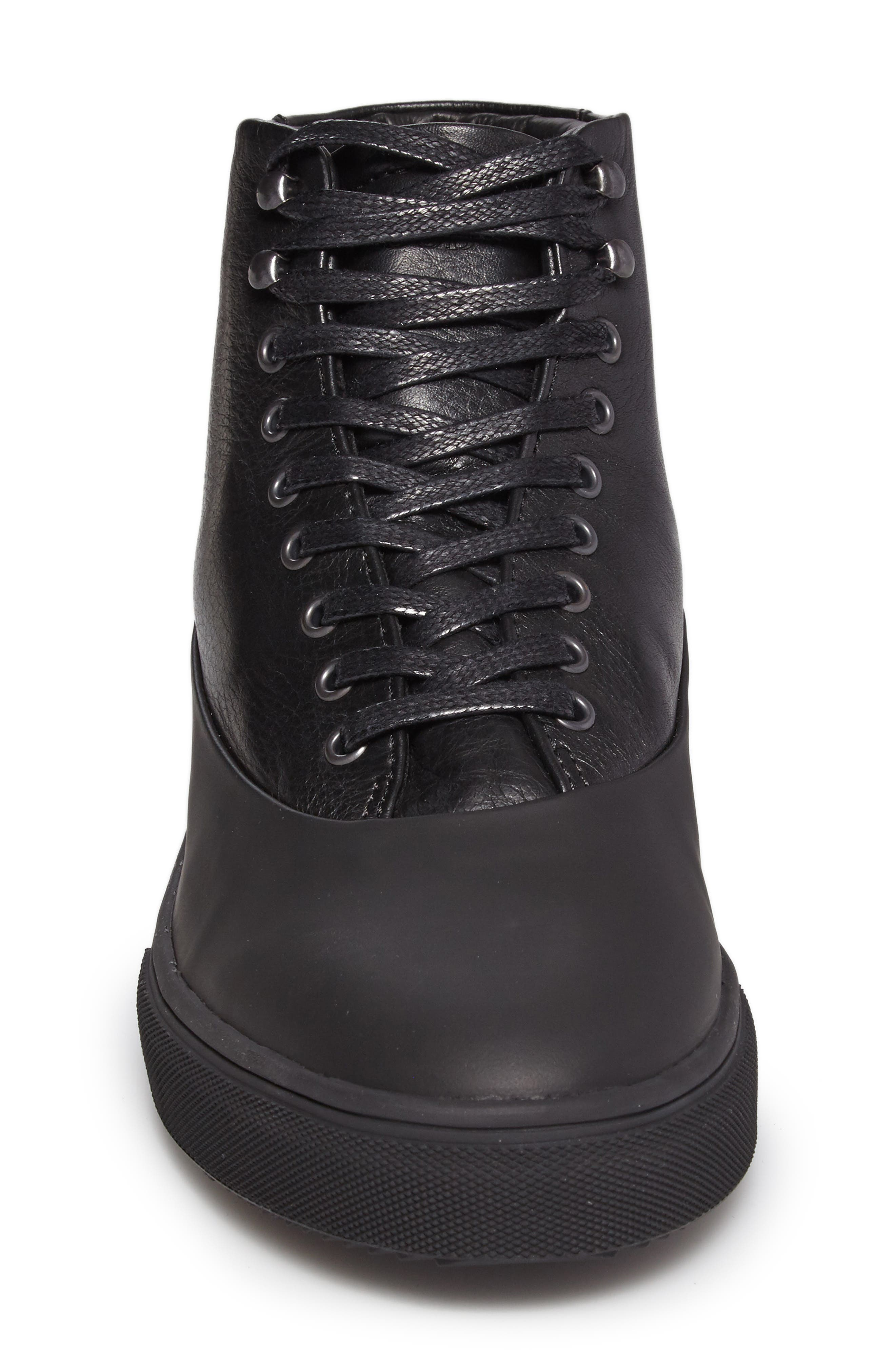 Wayland High Top Sneaker,                             Alternate thumbnail 5, color,