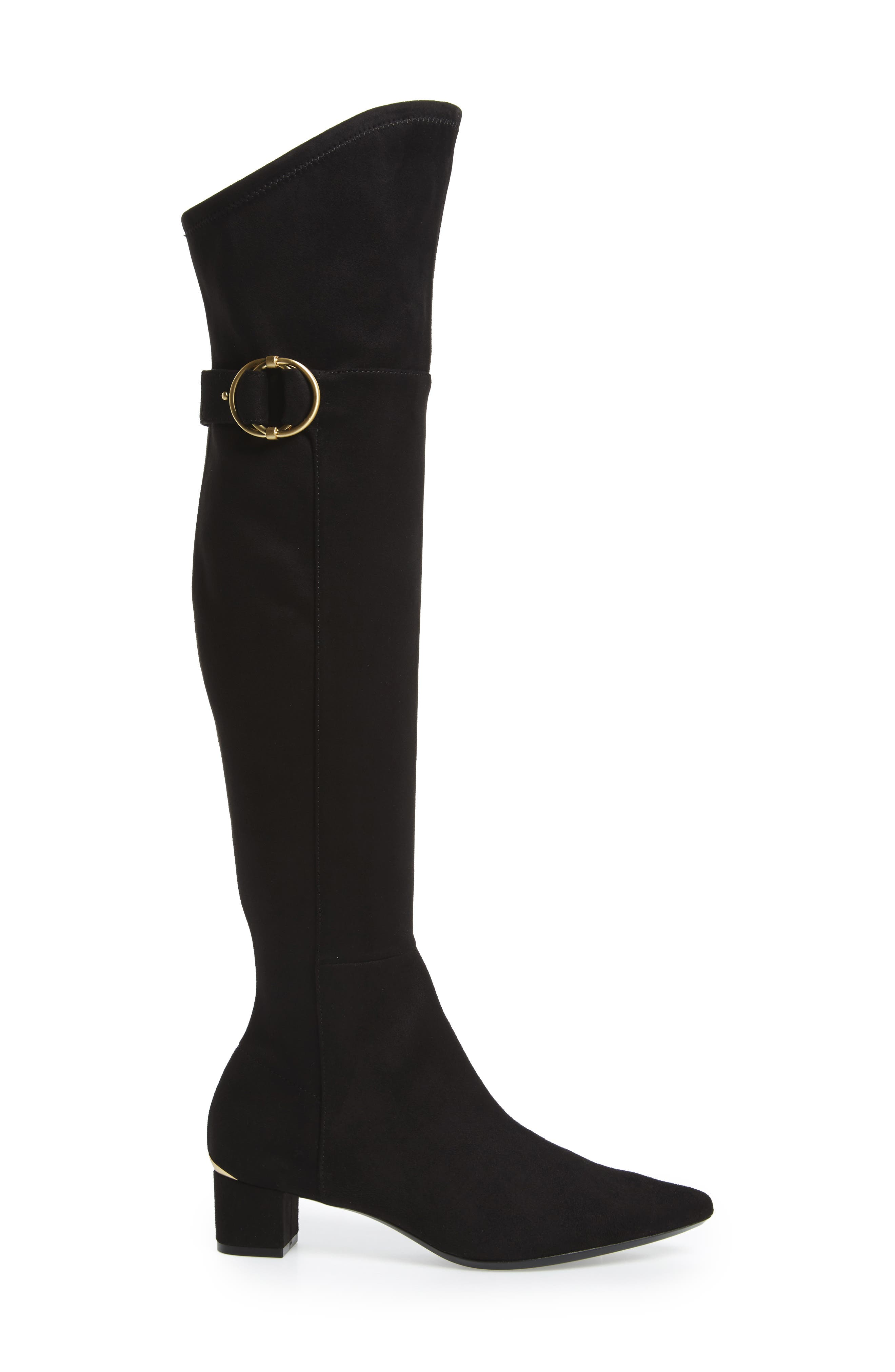Georgeanna Over the Knee Boot,                             Alternate thumbnail 3, color,                             001