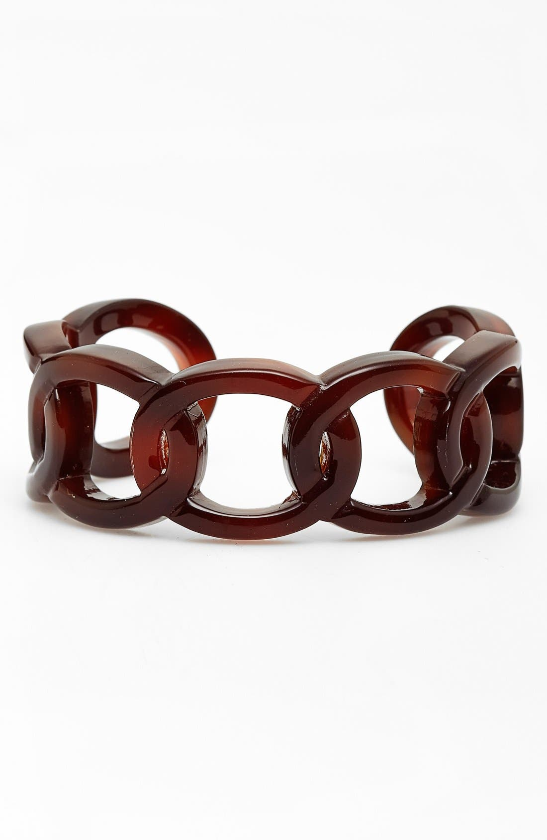 'Layla' Link Cuff,                         Main,                         color,