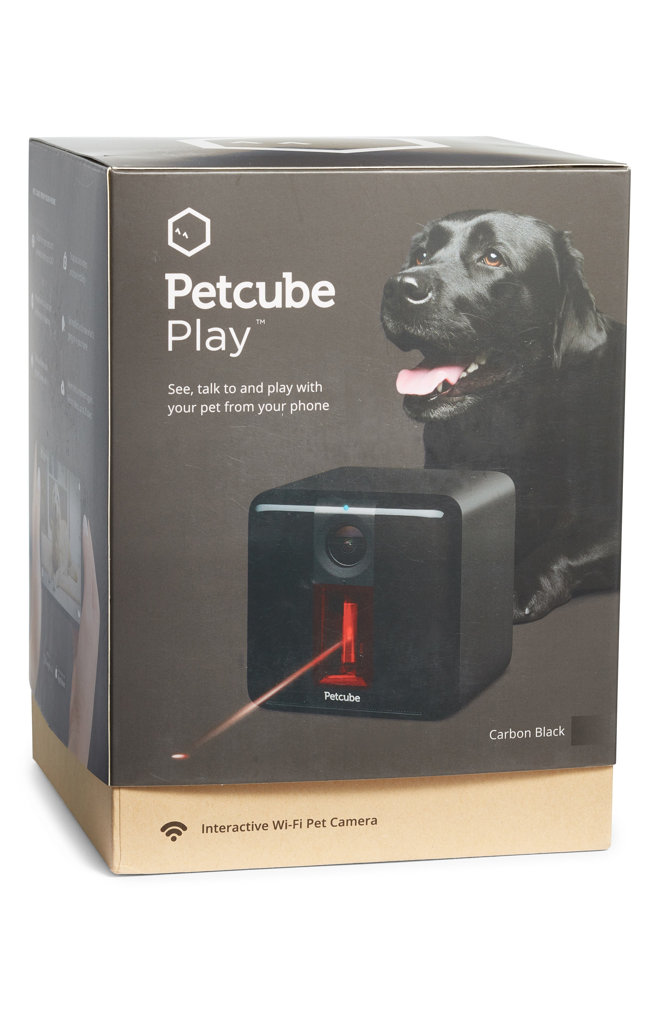 Play Interactive Wi-Fi Pet Camera,                             Alternate thumbnail 3, color,                             001