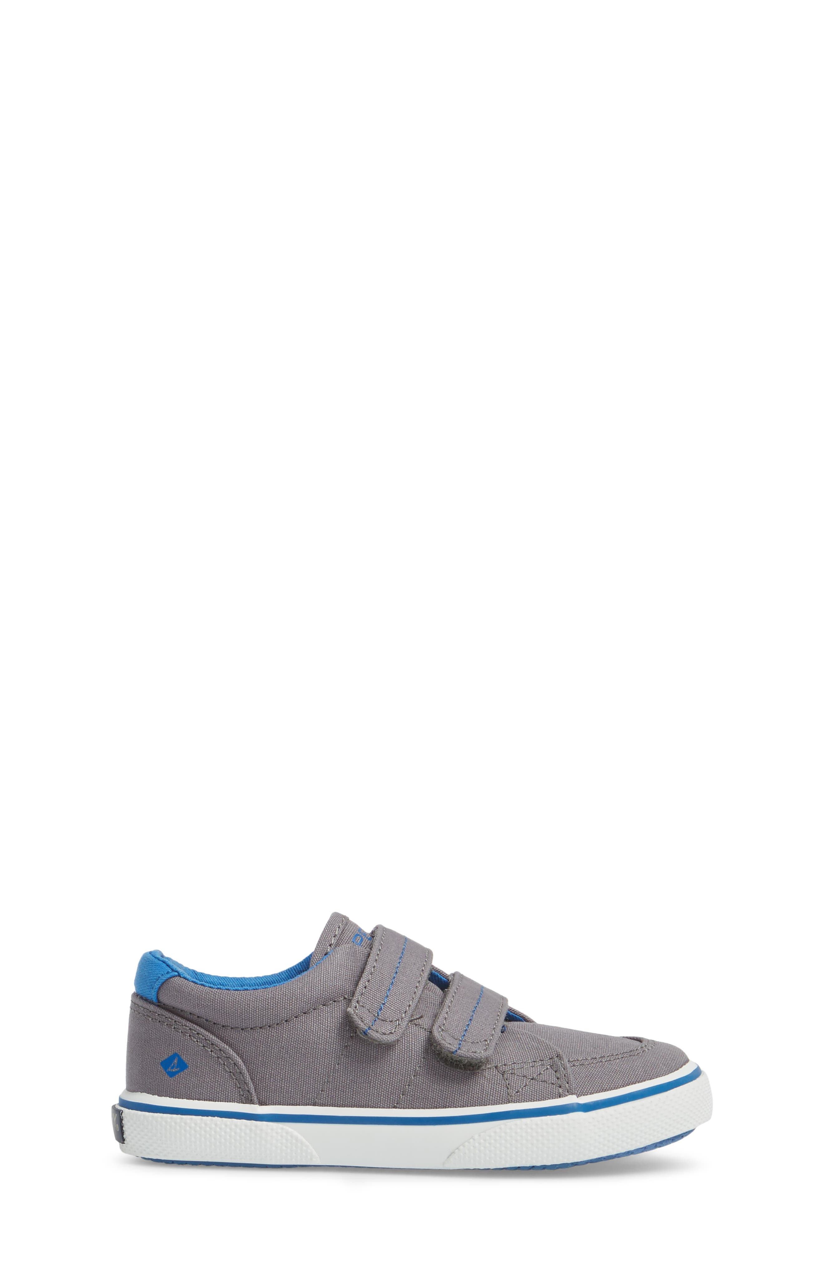 Sperry Top-Sider<sup>®</sup> Kids 'Halyard' Sneaker,                             Alternate thumbnail 3, color,                             020