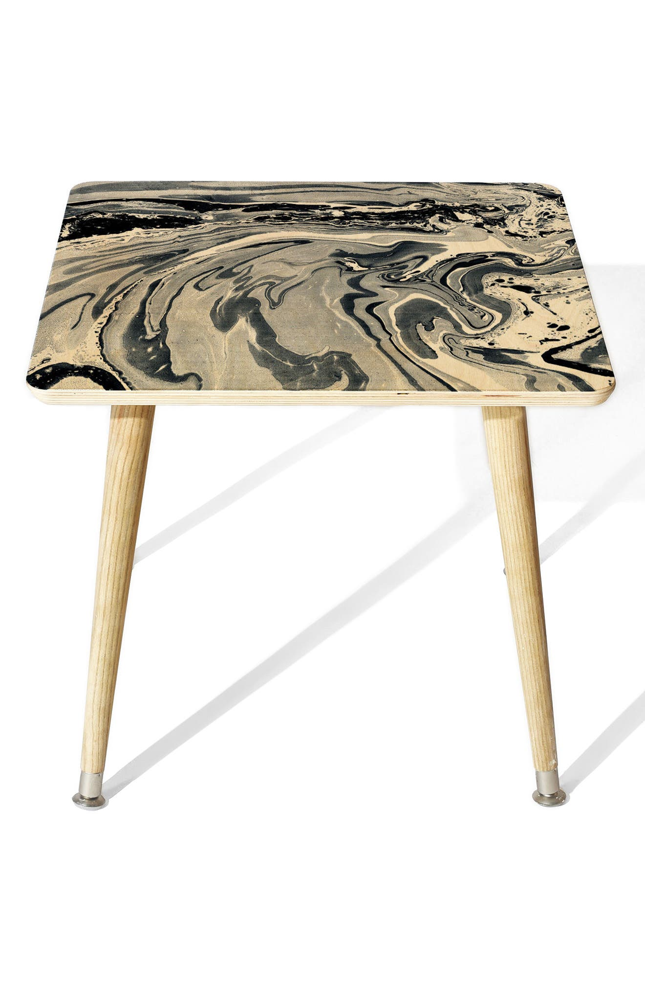 Navy Side Table,                         Main,                         color, 400