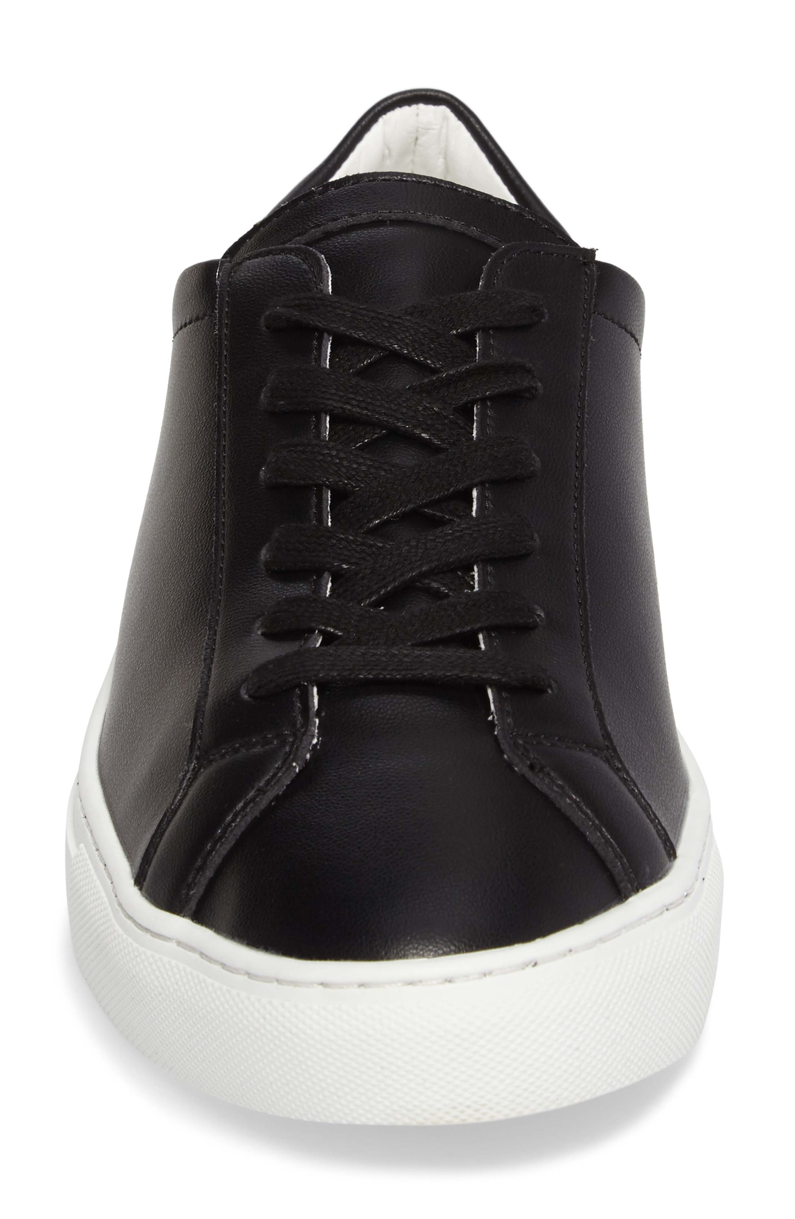 Original Low Top Sneaker,                             Alternate thumbnail 4, color,                             001