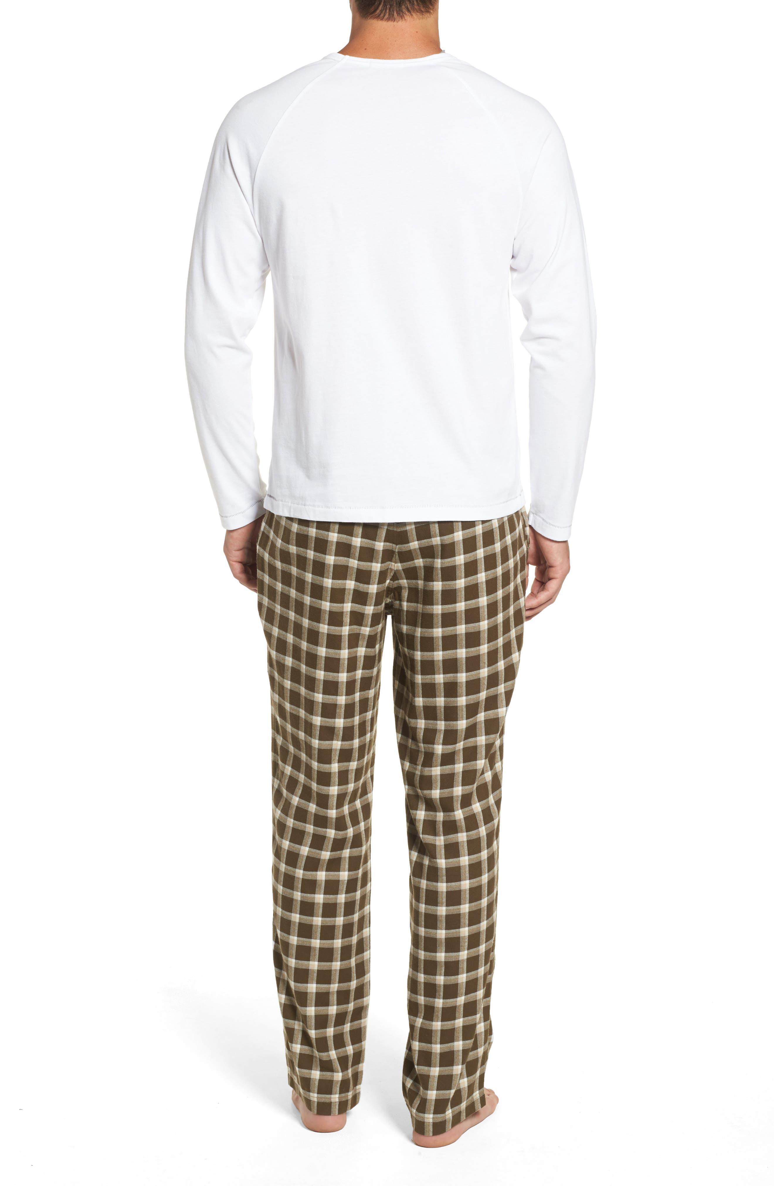 Steiner Pajama Set,                             Alternate thumbnail 5, color,