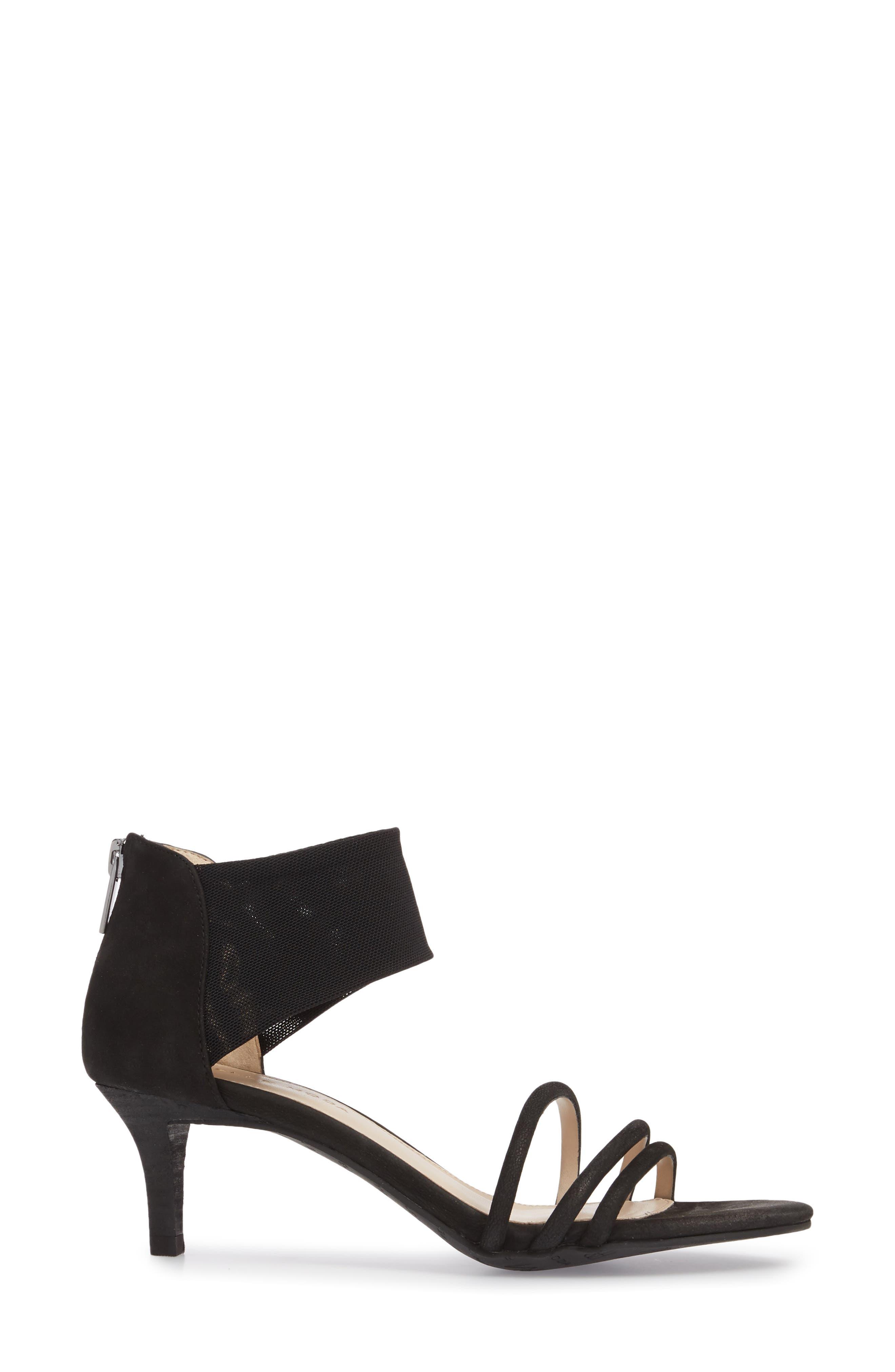 Berri Ankle Cuff Sandal,                             Alternate thumbnail 7, color,