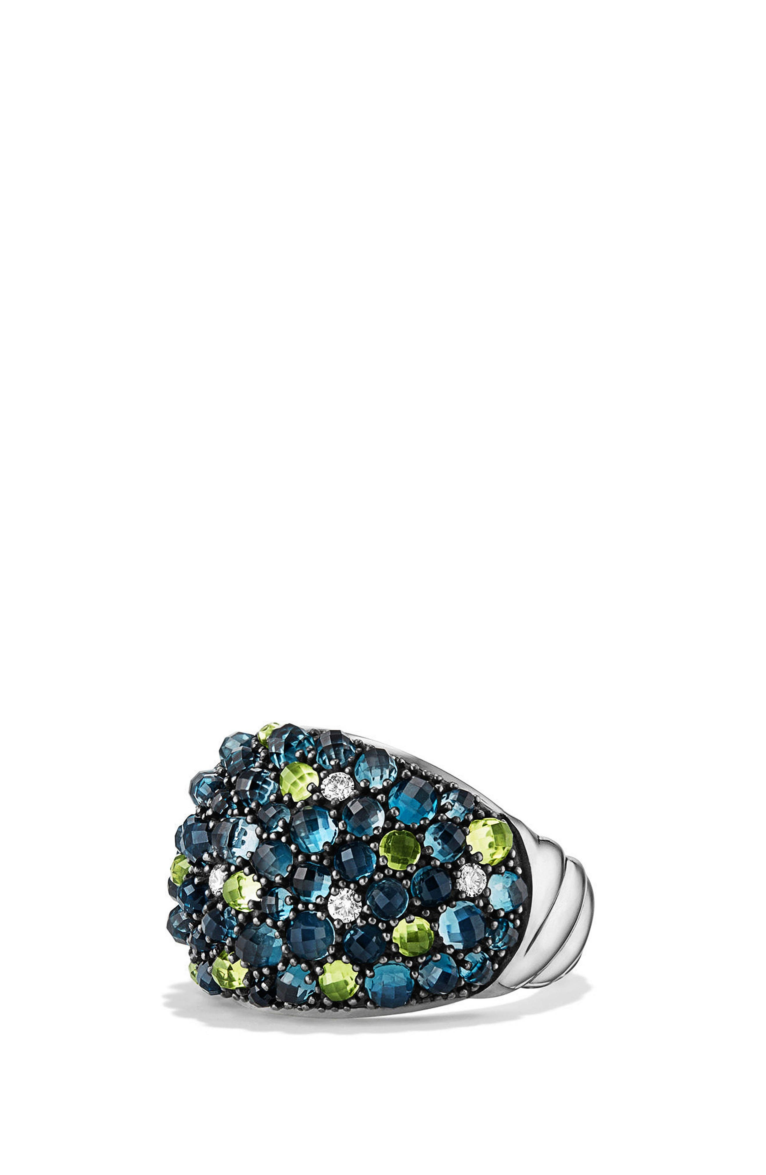 Cable Berries Dome Ring,                             Main thumbnail 1, color,                             040