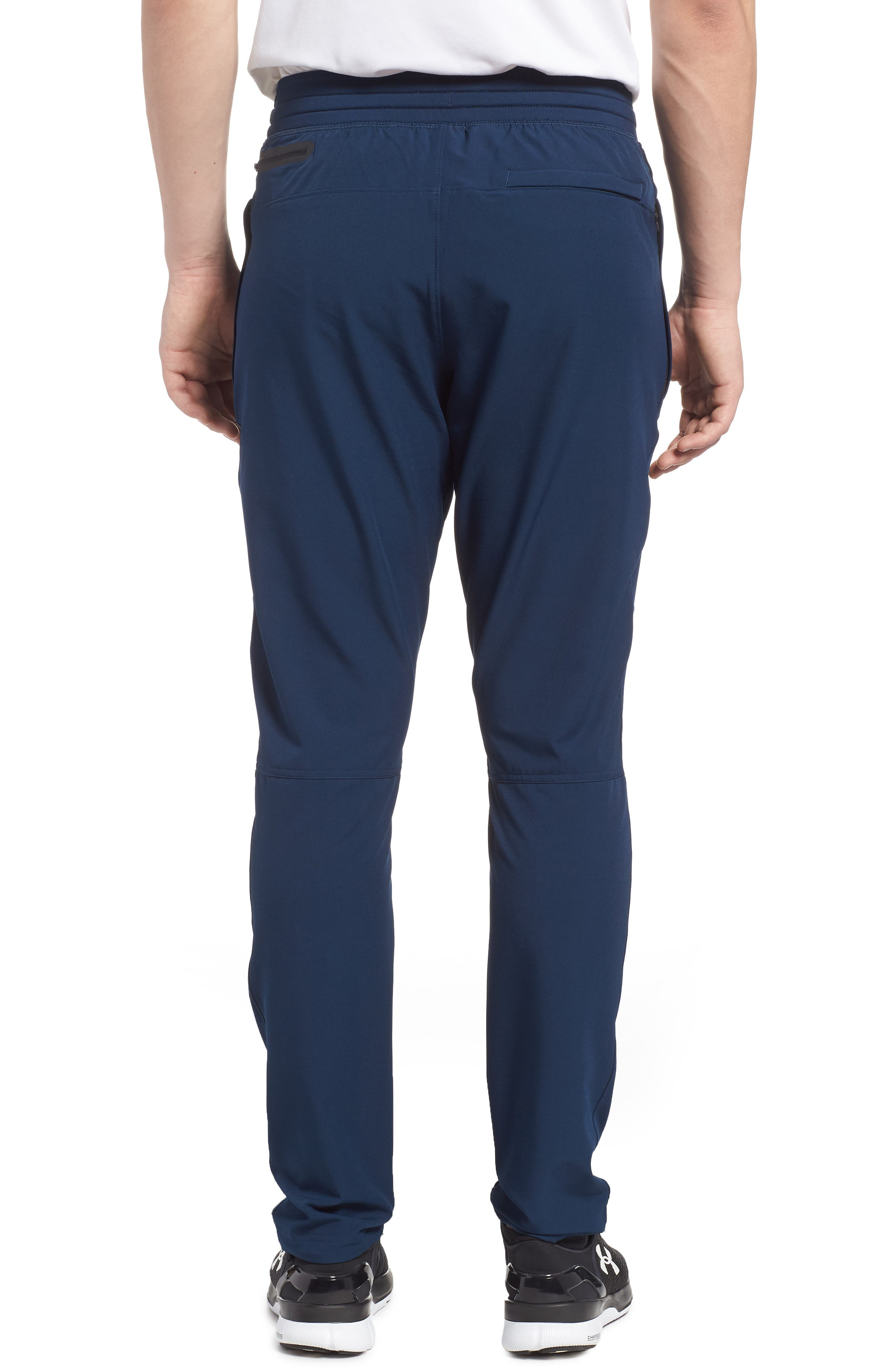 Fitted Woven Training Pants,                             Alternate thumbnail 12, color,