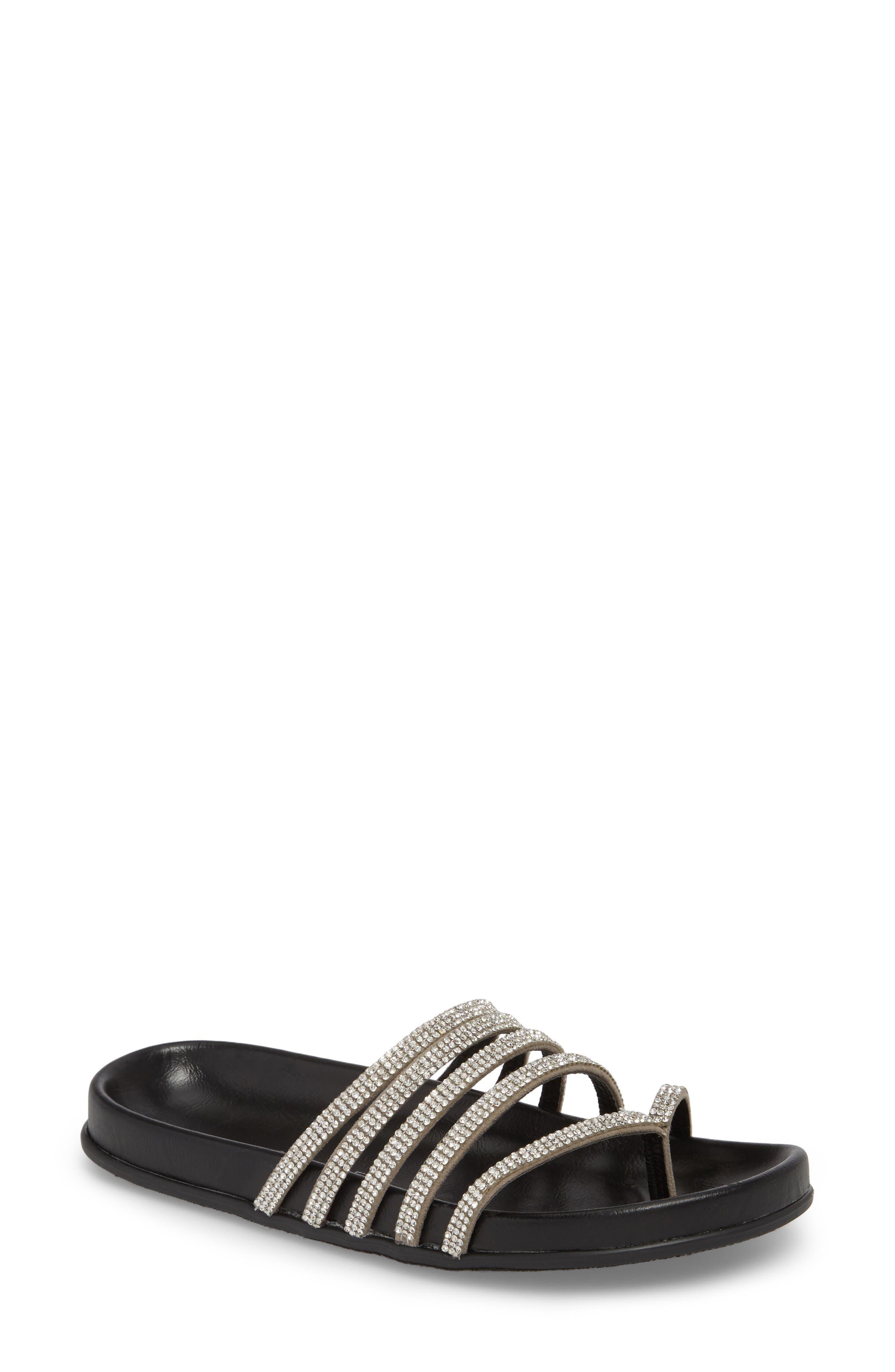 Very Volatile Kendari Sandal, Metallic