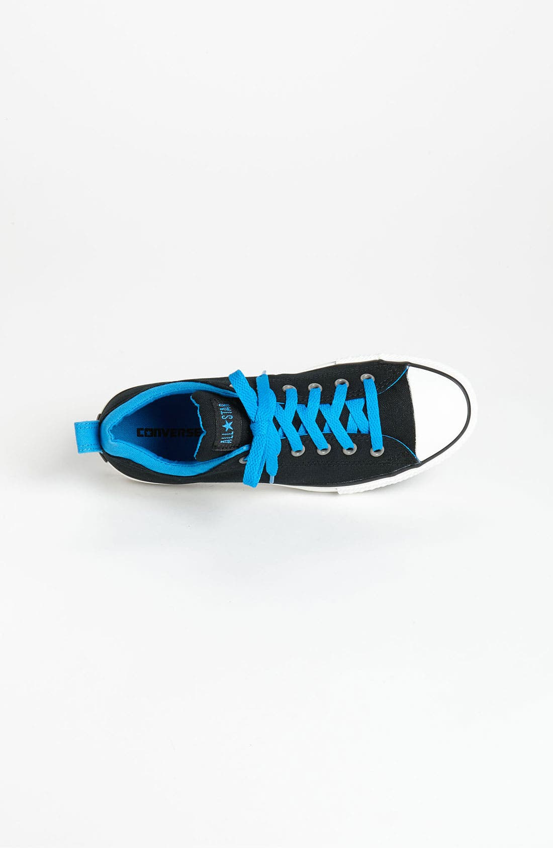 Chuck Taylor<sup>®</sup> Dual Collar Sneaker,                             Alternate thumbnail 3, color,                             001