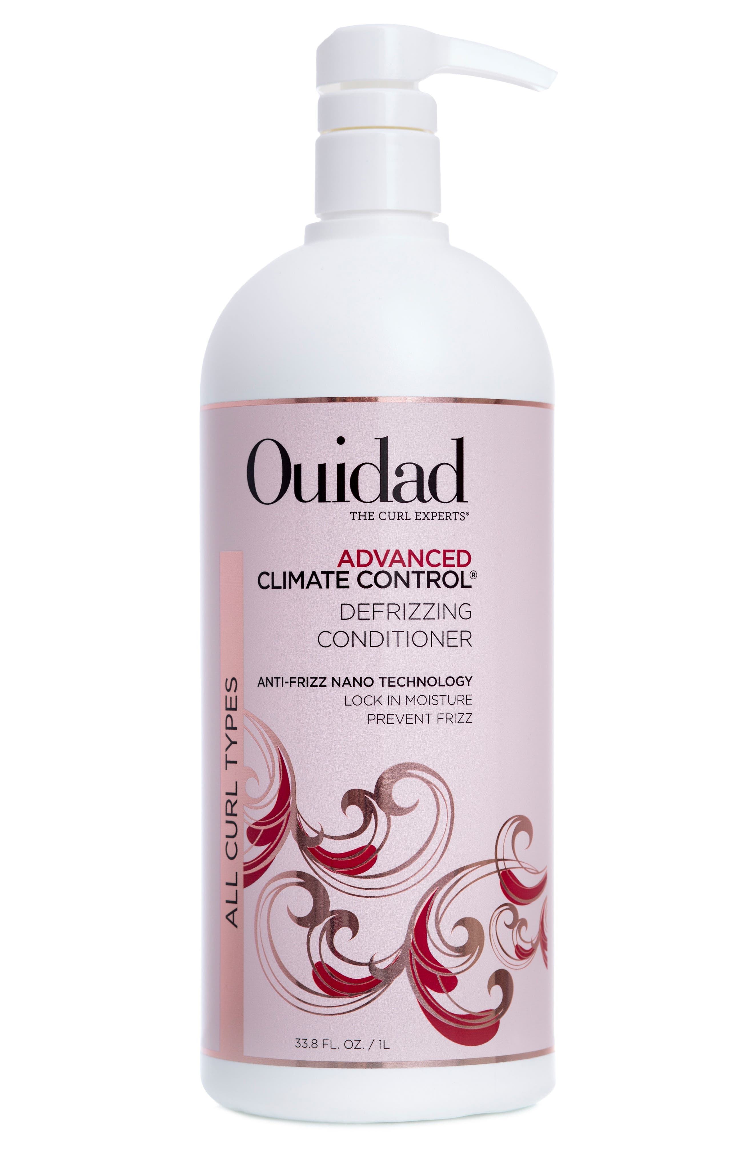 Advanced Climate Control<sup>®</sup> Defrizzing Conditioner,                             Main thumbnail 1, color,                             000