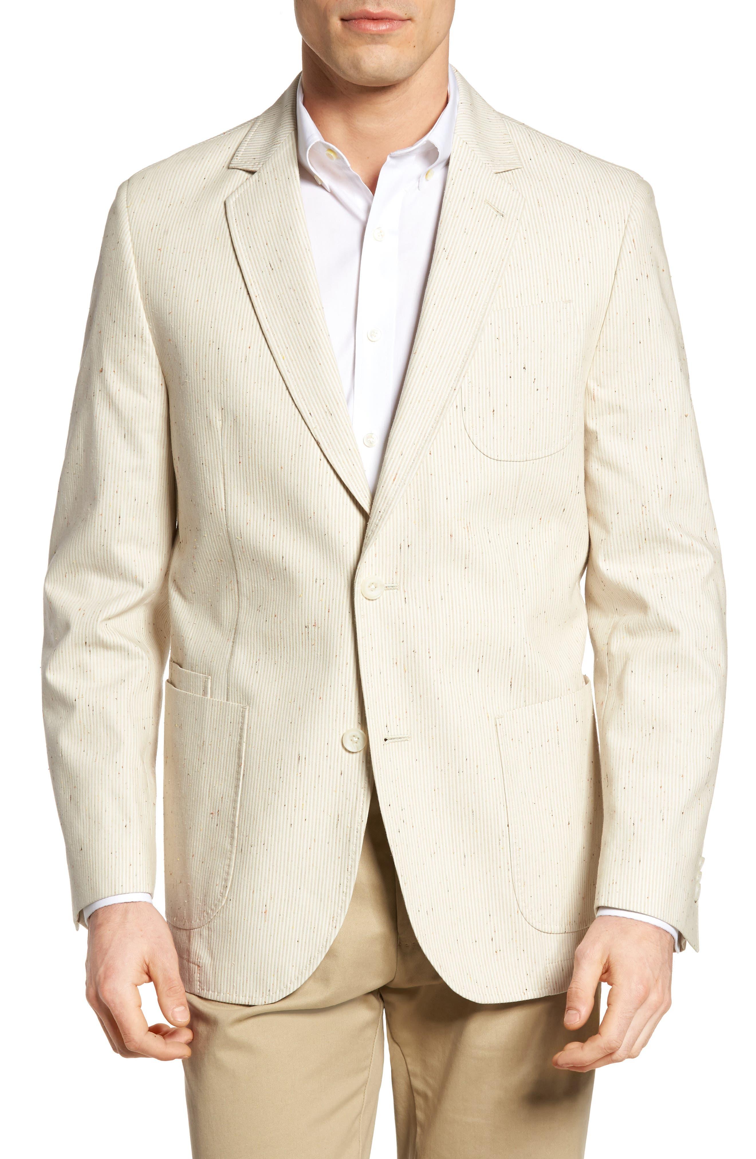 Babbitt Seersucker Sport Coat,                         Main,                         color, 270