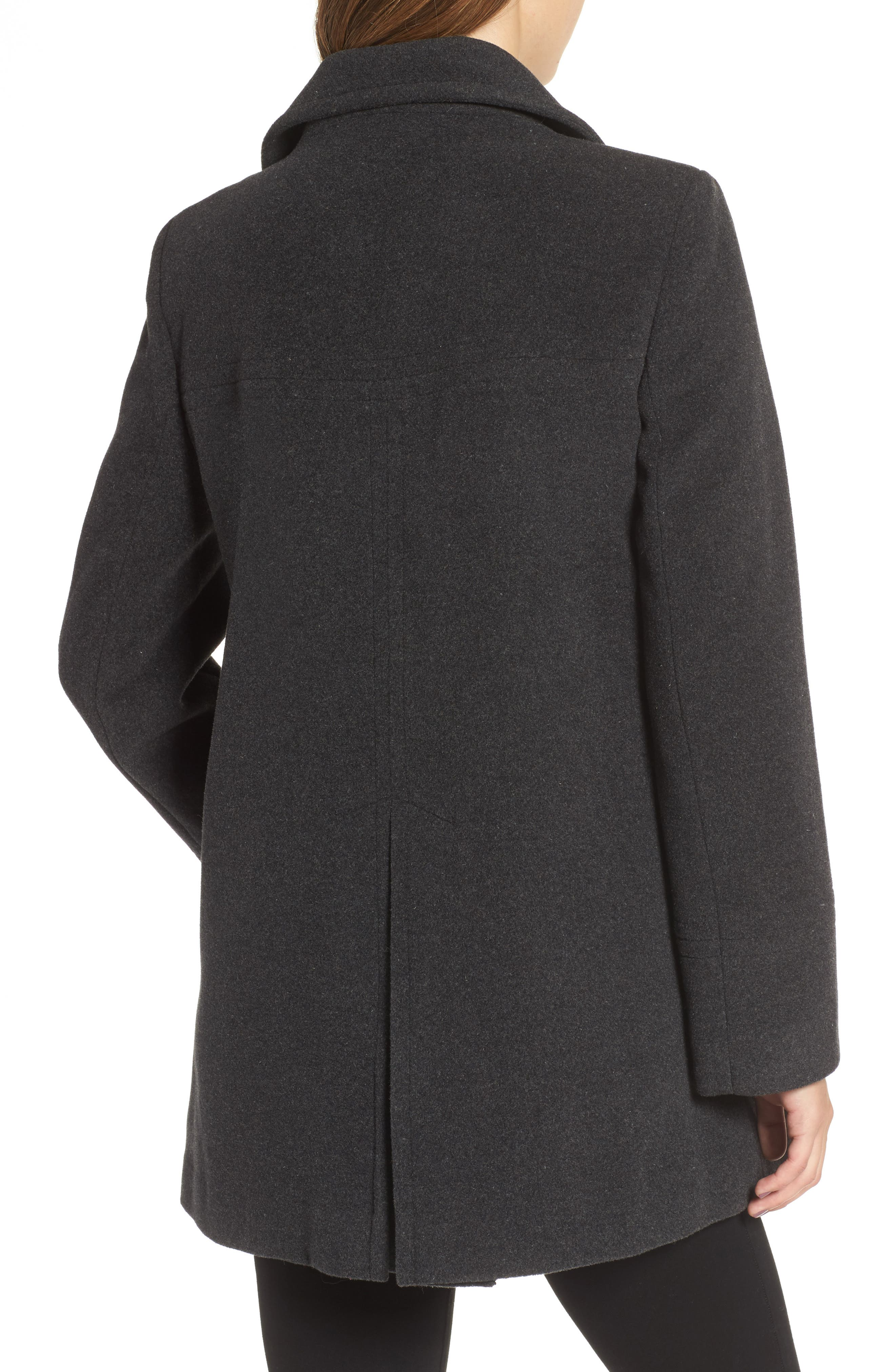 Double Breasted Coat,                             Alternate thumbnail 2, color,                             029