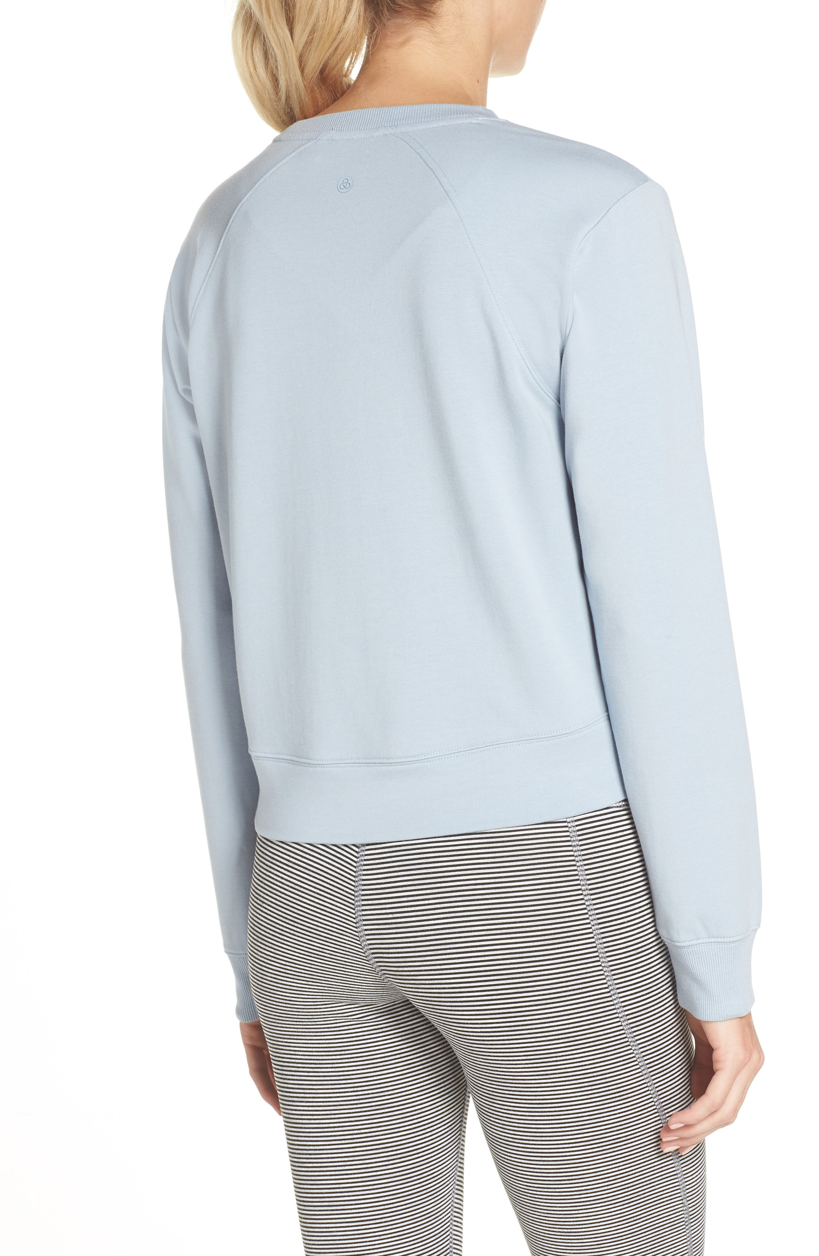 Uplifted Sweatshirt,                             Alternate thumbnail 2, color,                             420