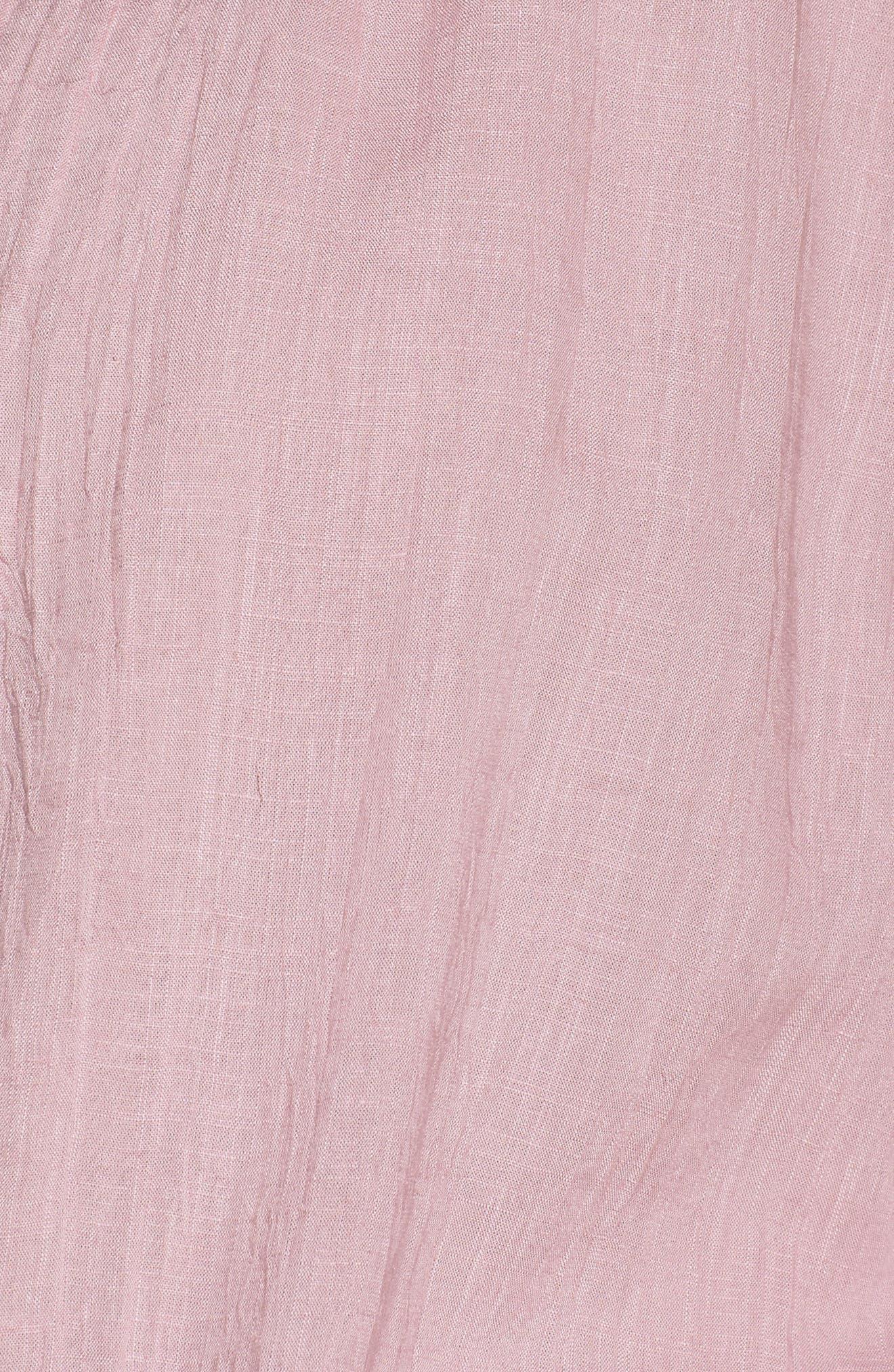 Lemay Peasant Dress,                             Alternate thumbnail 13, color,