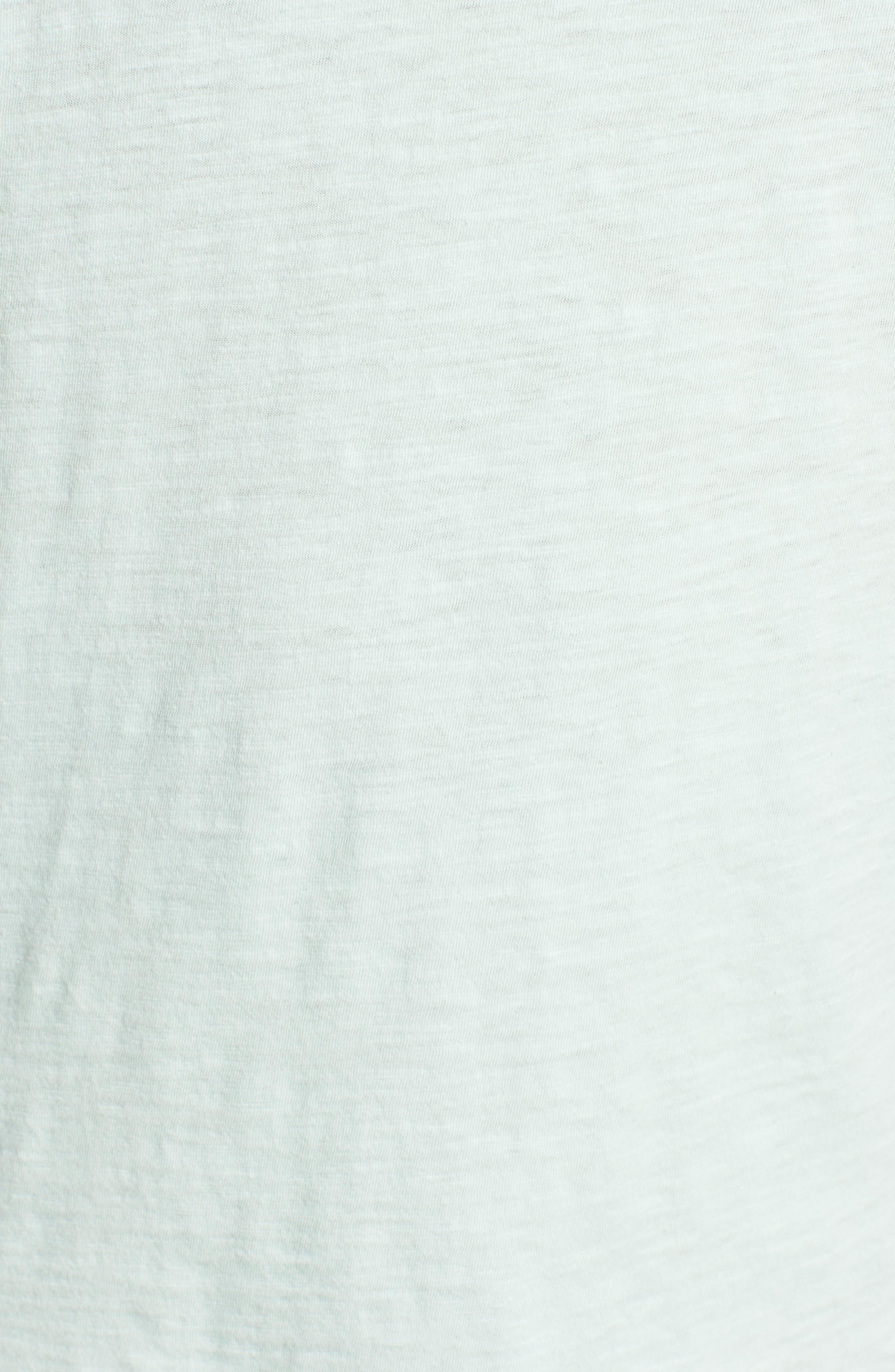 Organic Cotton V-Neck Tee,                             Alternate thumbnail 89, color,